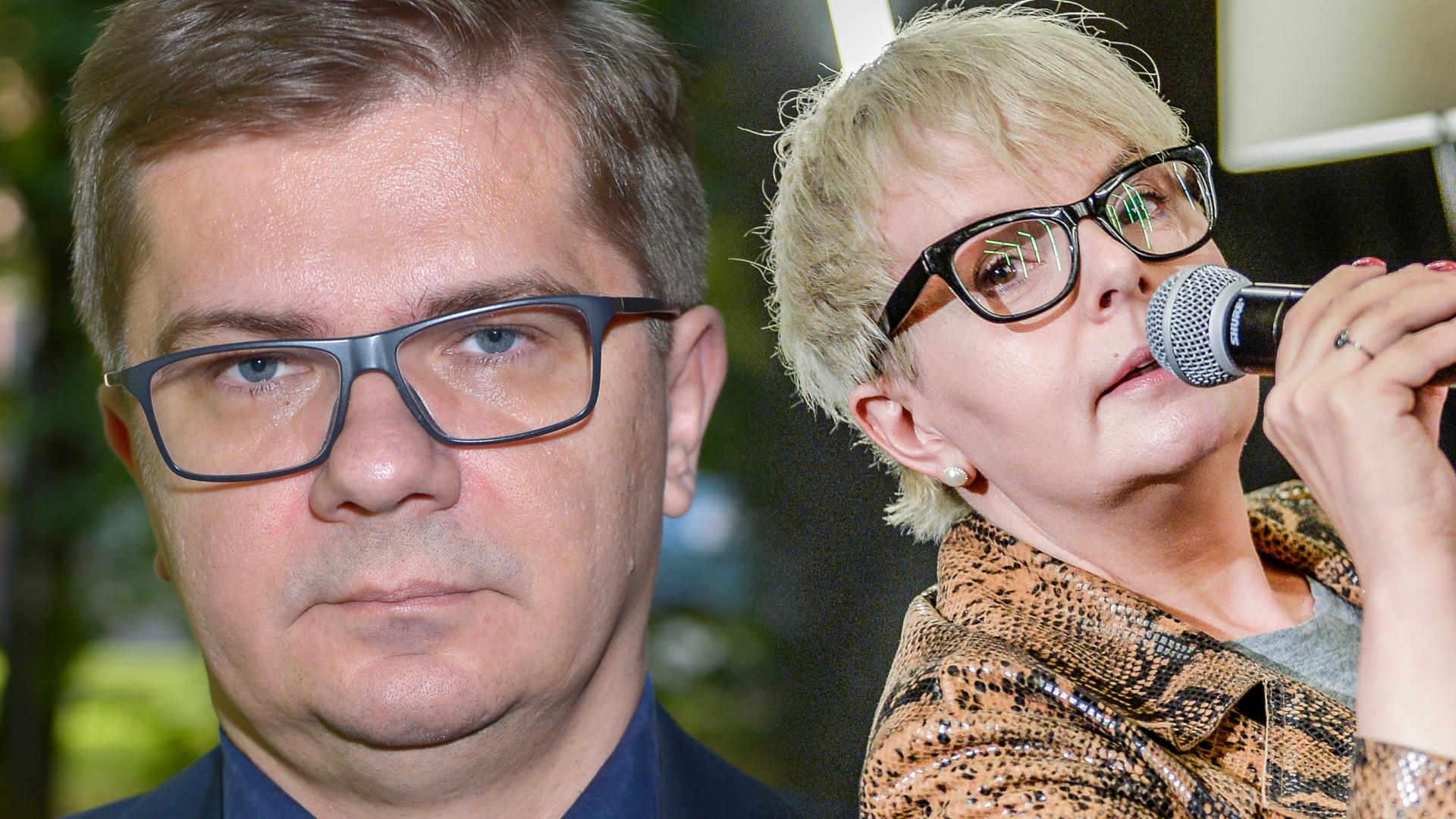 Korwin-Piotrowska o filmie Sylwestra Latkowskiego: Lincz się zaczął