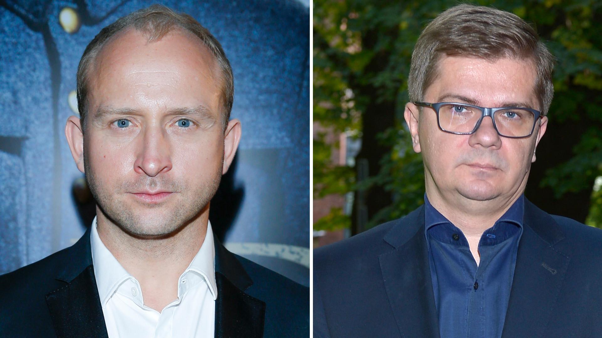 Borys Szyc UJAWNIA rozmowy z Sylwestrem Latkowskim: Wiele miesięcy napastowania, noc i dzień
