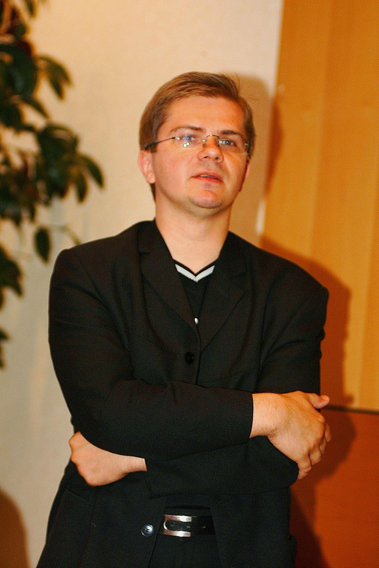 Sylwester Latkowski w przeszłości