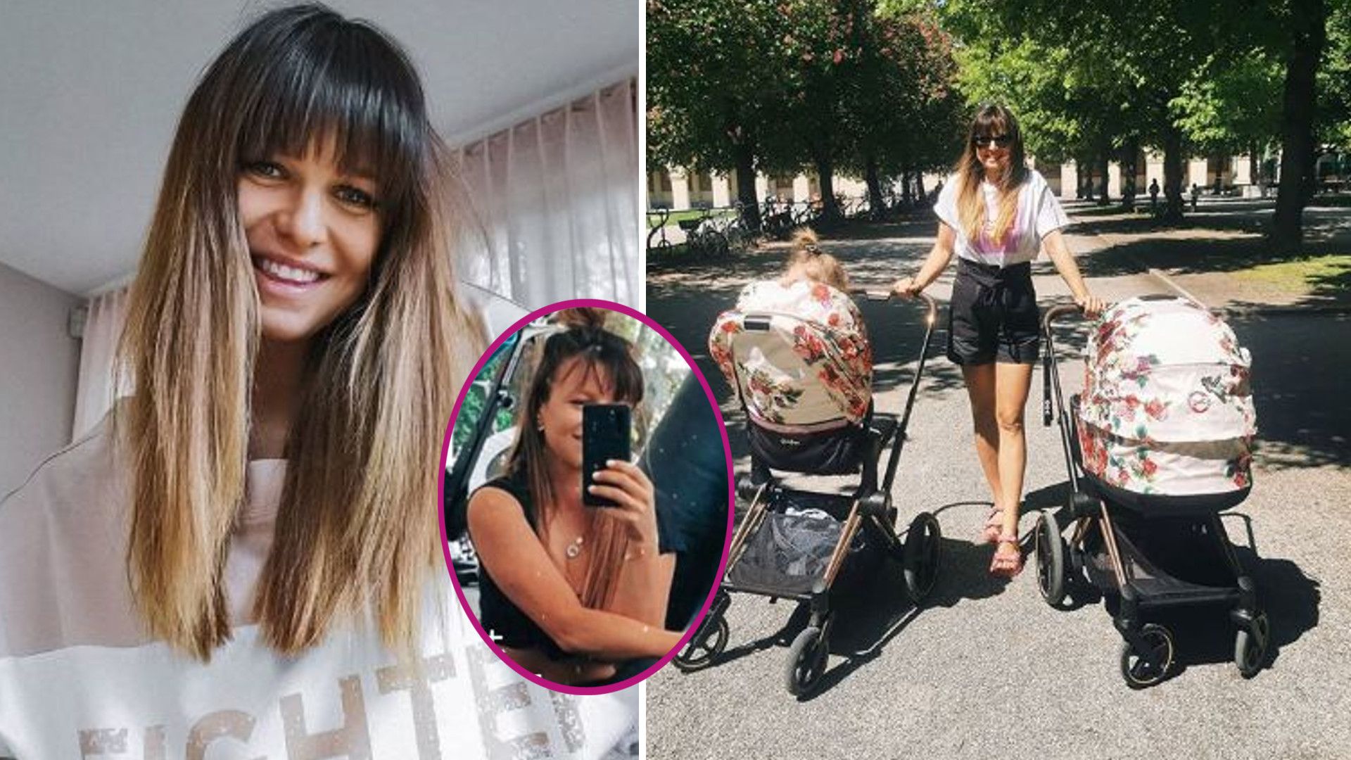 Anna Lewandowska 2,5 tygodnia po porodzie wraca do ćwiczeń