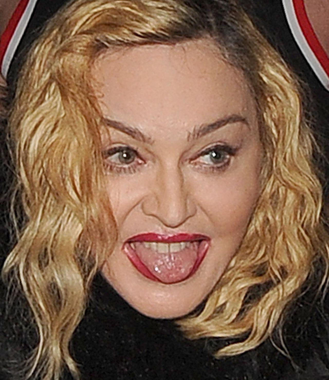 Madonna, luty 2020