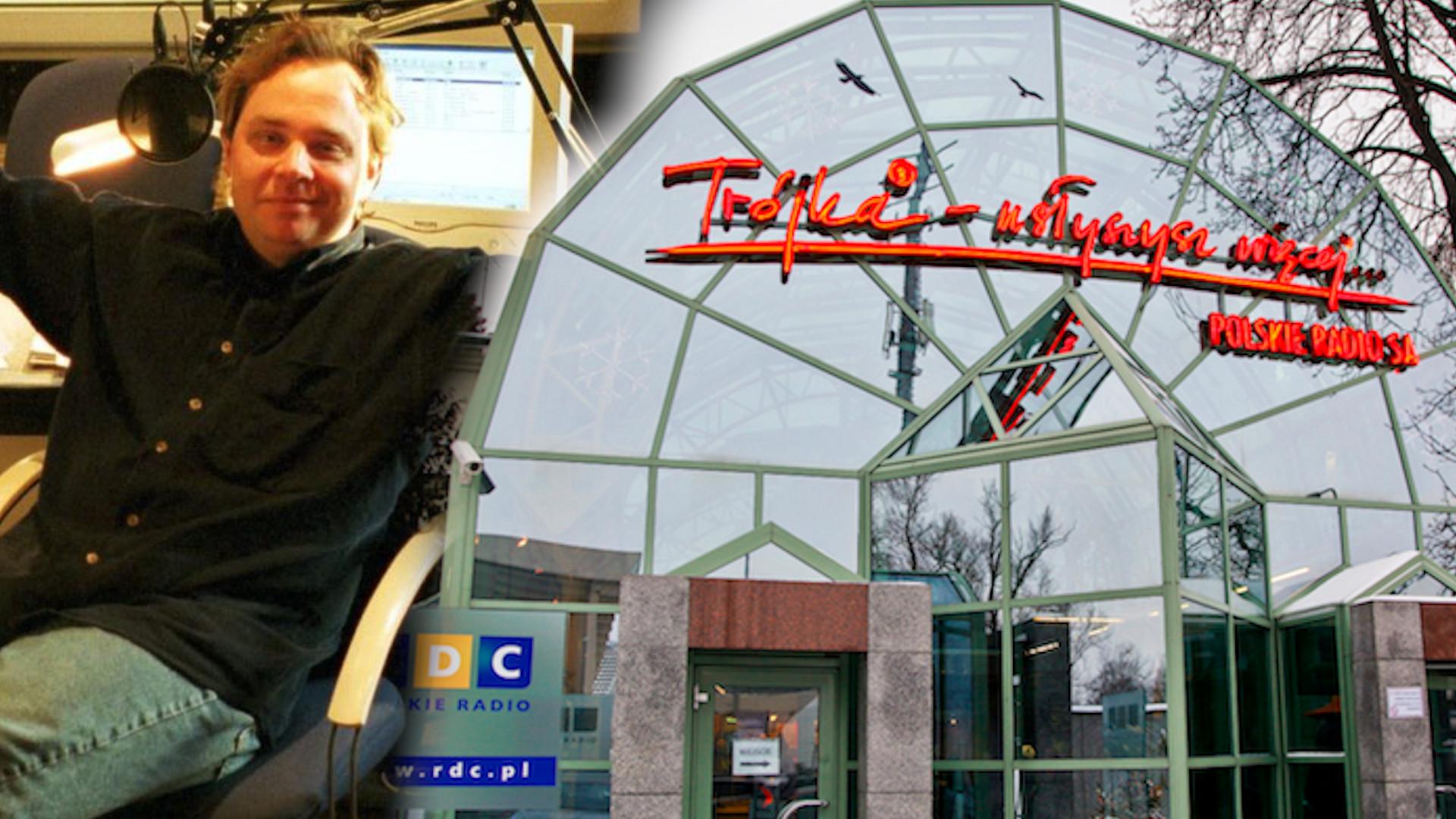 Nowy dyrektor Trójki już w pierwszym dniu wprowadził zmiany. Wracają dziennikarze…