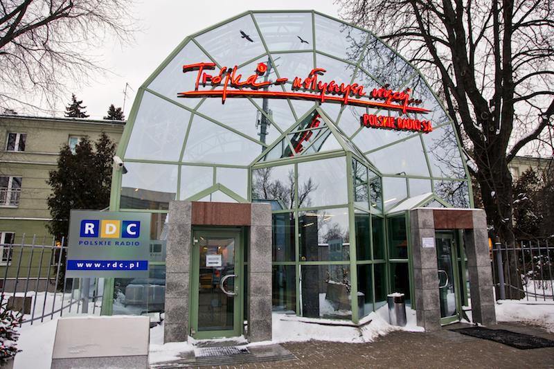 Polskie Radio Trójka. fot. Grabarski Damian/AKPA