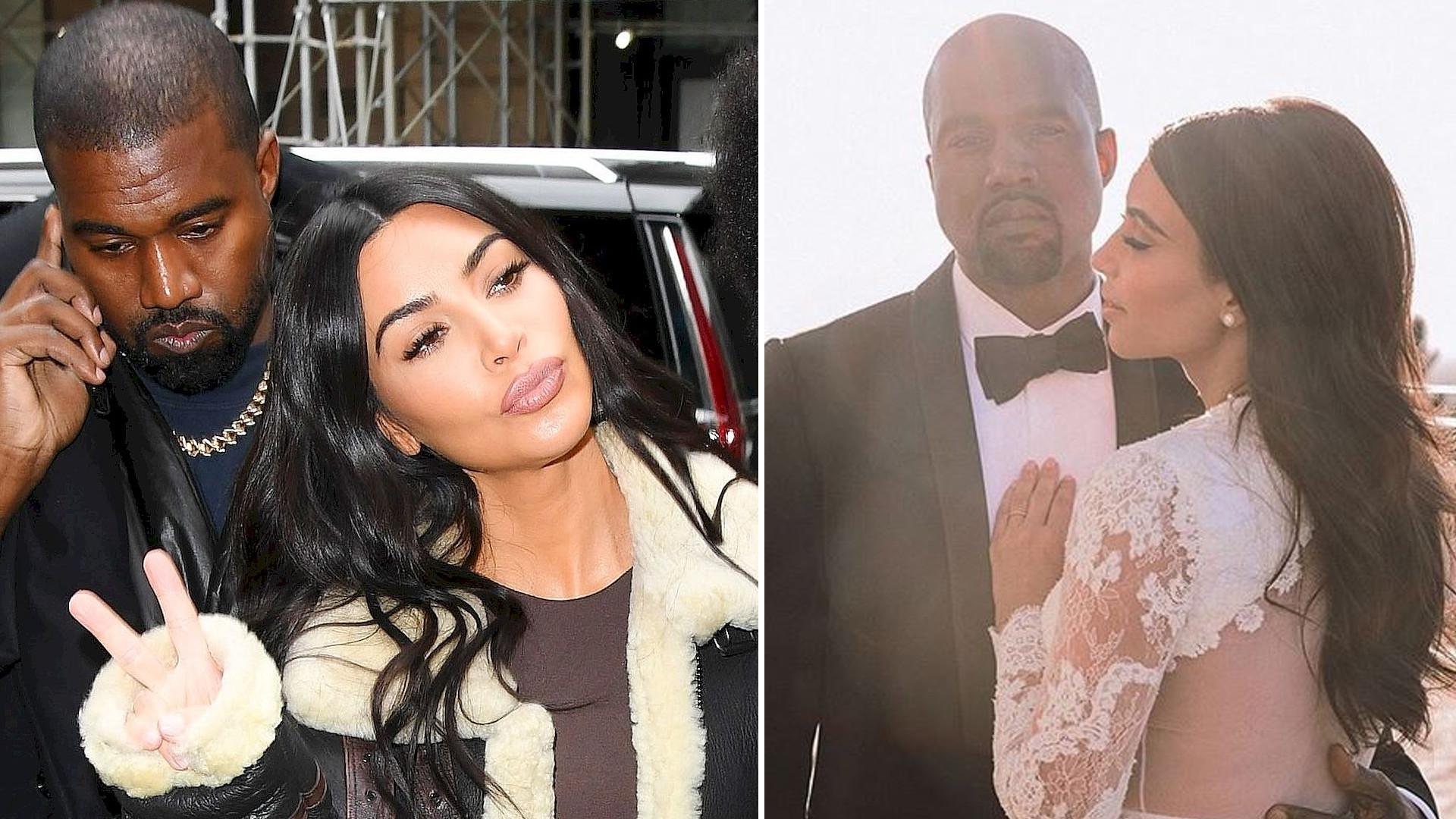 Kim Kardashian i Kanye West świętują 6. rocznicę ślubu – jak się poznali i co zrobił raper po pierwszym seksie z celebrytką?