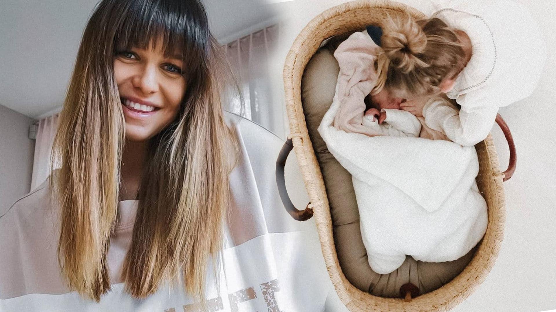 """Anna Lewandowska o macierzyństwie. """"Stopniowo nauczyłam się łączyć wiele ról"""""""