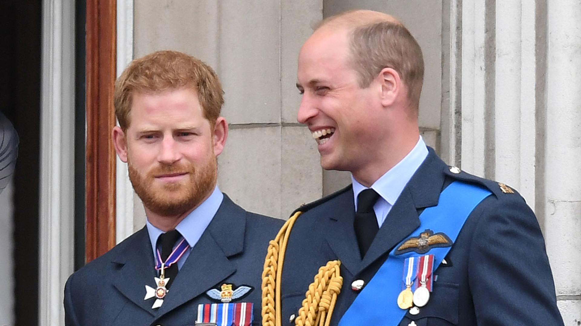 Książę William i książę Harry znów zaczęli ze sobą rozmawiać po TYM zdarzeniu