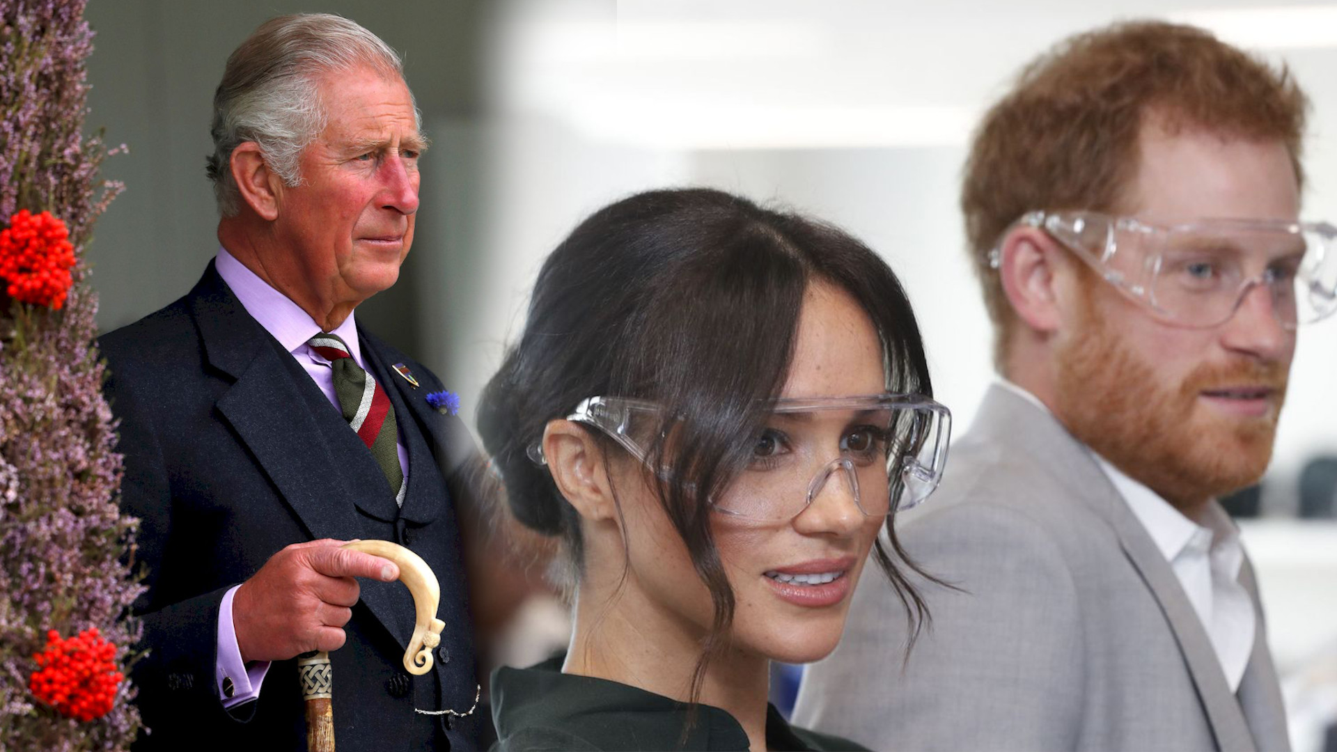 Para książęca Sussex musiała prosić księcia Karola o pomoc –  są spłukani finansowo