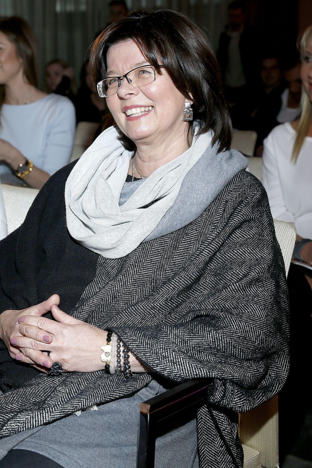 Maria Stachurska, mama Anny Lewandowskiej już tak nie wygląda.