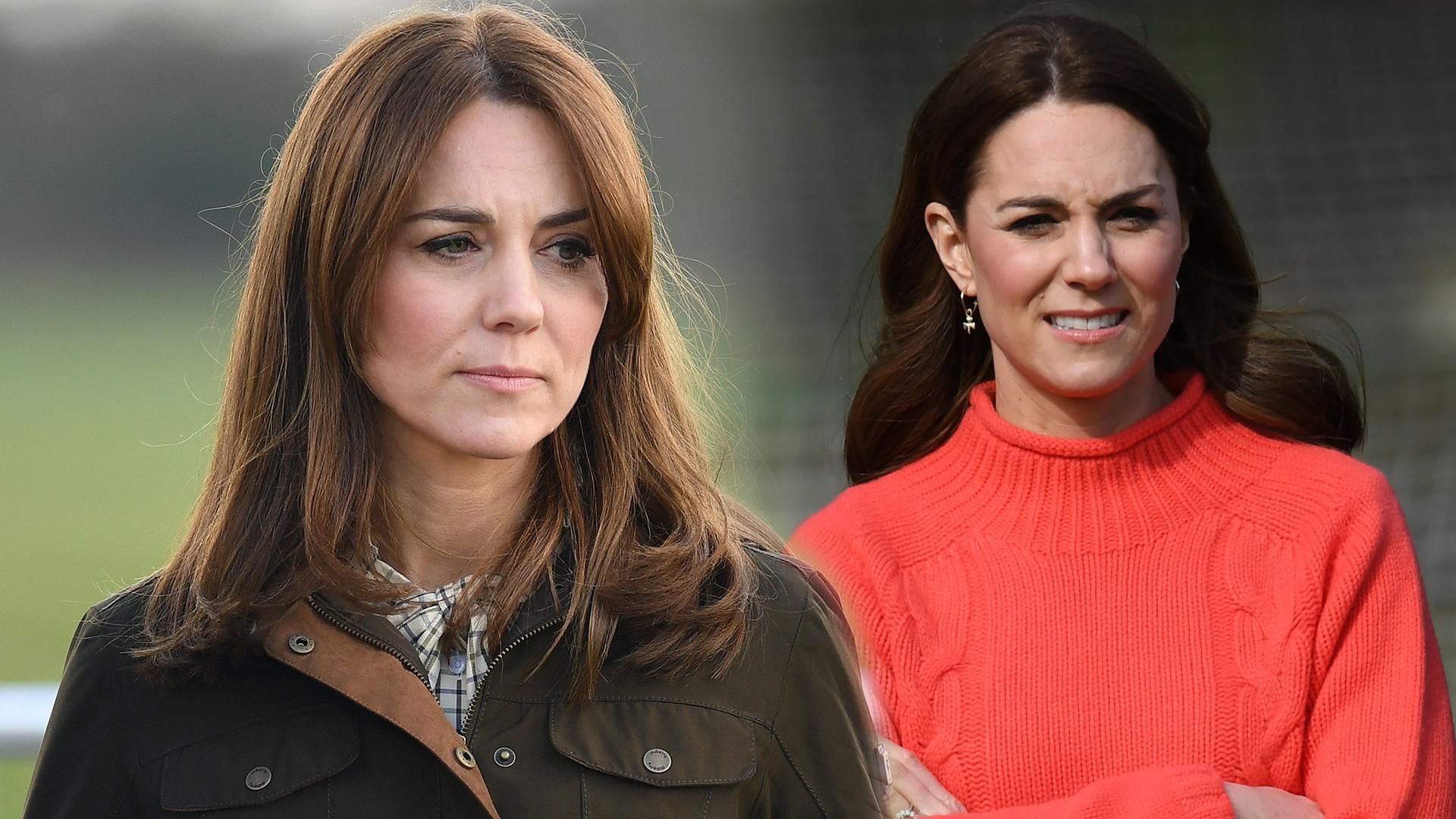 Księżna Kate jest WYCZERPANA. Czuje się jak więzień we własnym domu