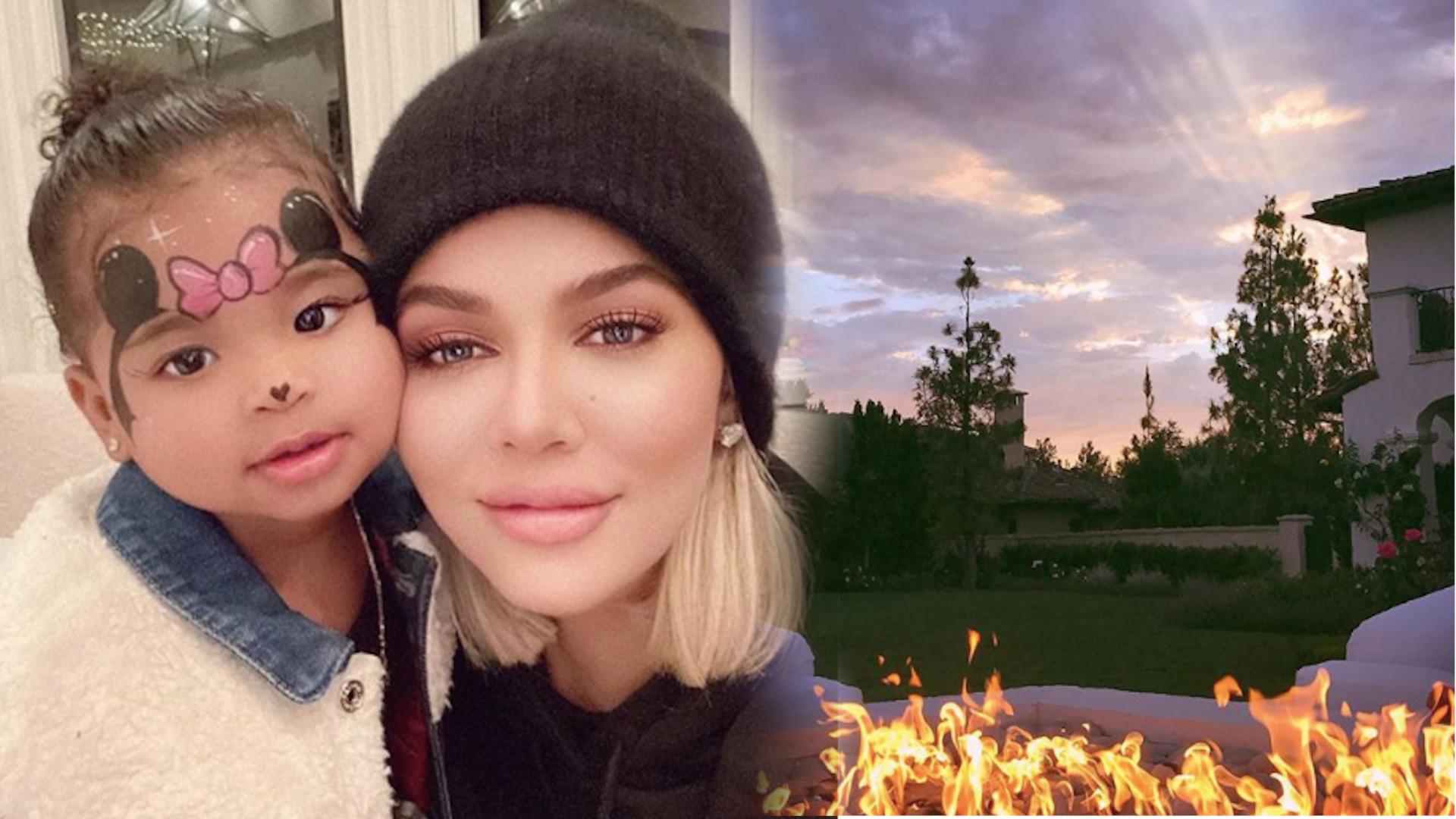 Khloe Kardashian sprzedaje posiadłość? Wygadał się jej agent nieruchomości