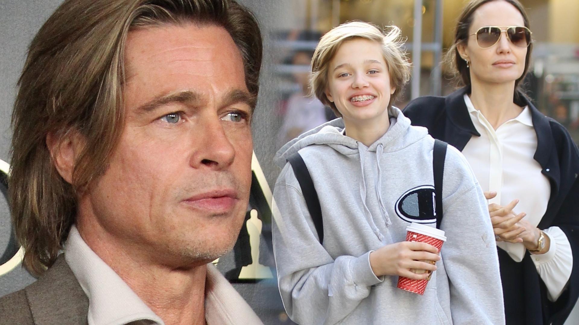Shiloh Jolie-Pitt skończyła 14 lat – tata jest z niej bardzo dumny