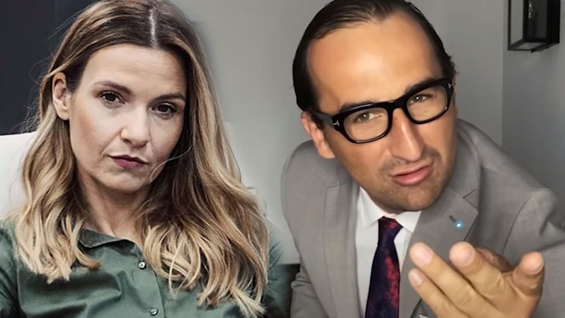 """Gwiazdy w urodzinowym filmiku dla Joanny Koroniewskiej: """"Prezes Koroniewska rządzi"""""""