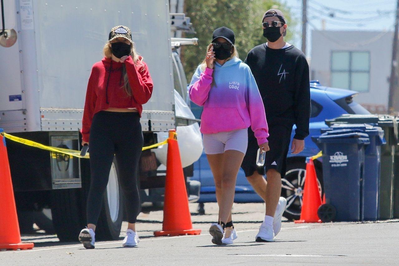 Sofia Richie z przyjaciółmi po rozstaniu ze Scottem Disickiem