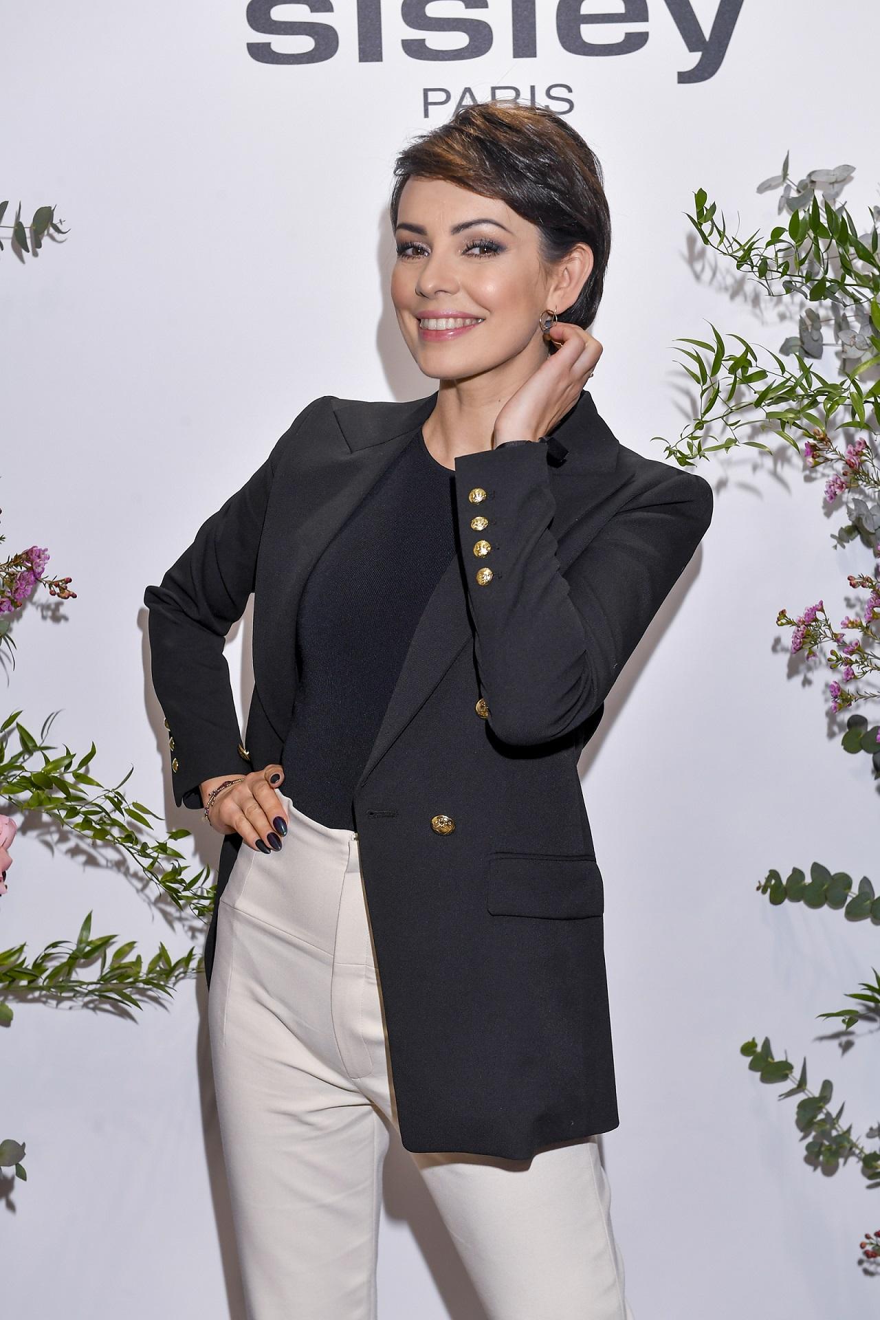 Dorota Gardias na ściance