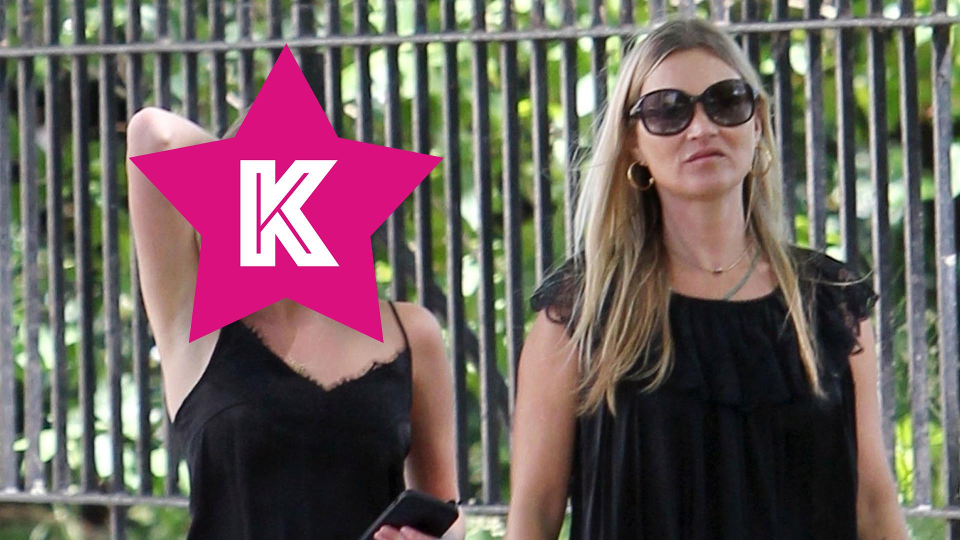 Córka Kate Moss jest coraz bardziej podobna do mamy (ZDJĘCIA)