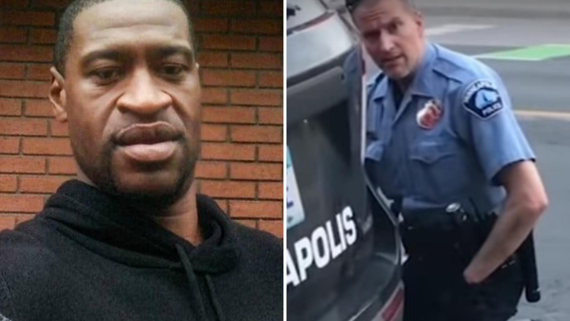 Aresztowano policjanta, który dusił George'a Floyda. Grozi mu do 25 lat więzienia