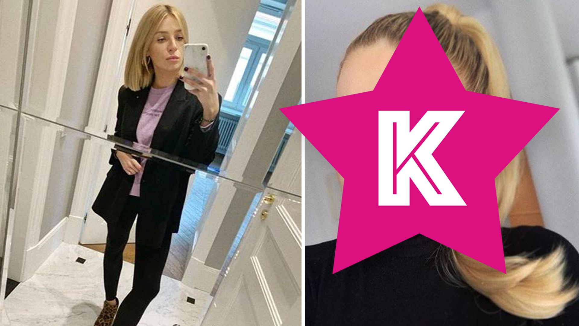 Martyna Gliwińska zdecydowała się na przedłużenie włosów – jak teraz wygląda?