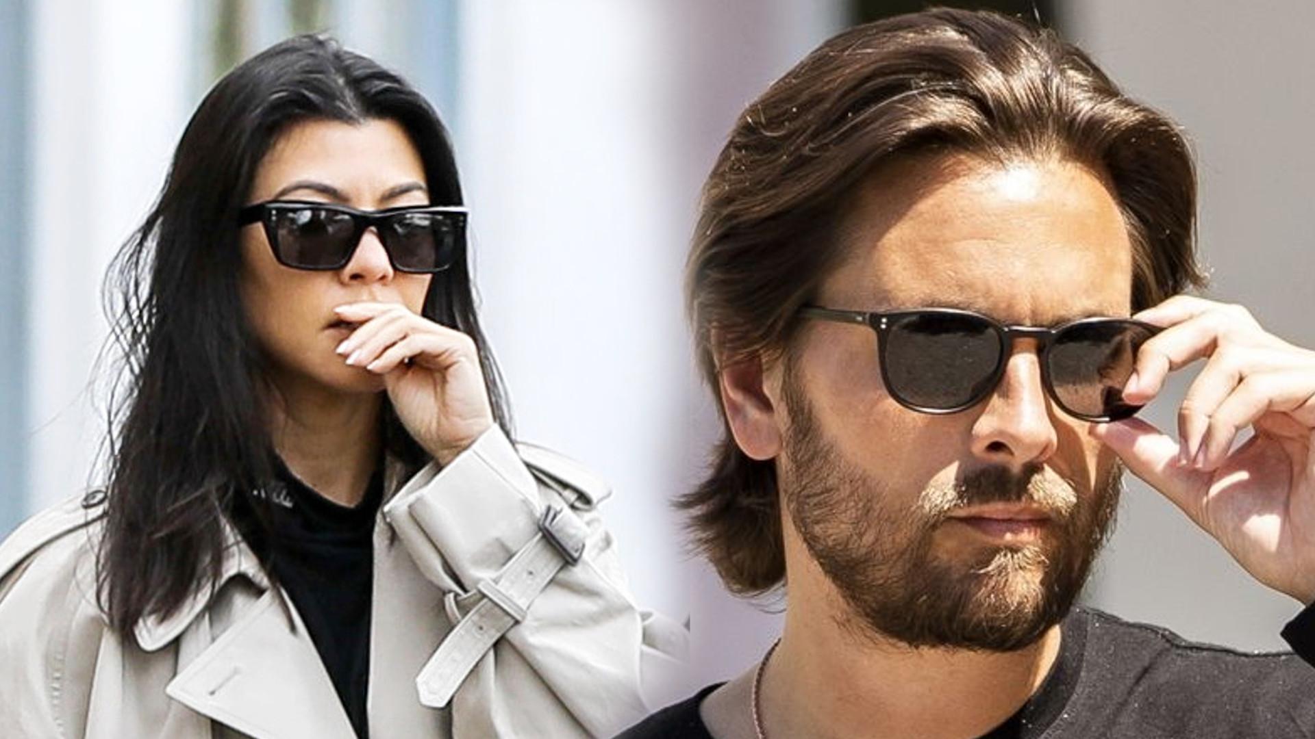 Scott Disick i Kourtney Kardashian mają się ku sobie? Spędzili razem weekend