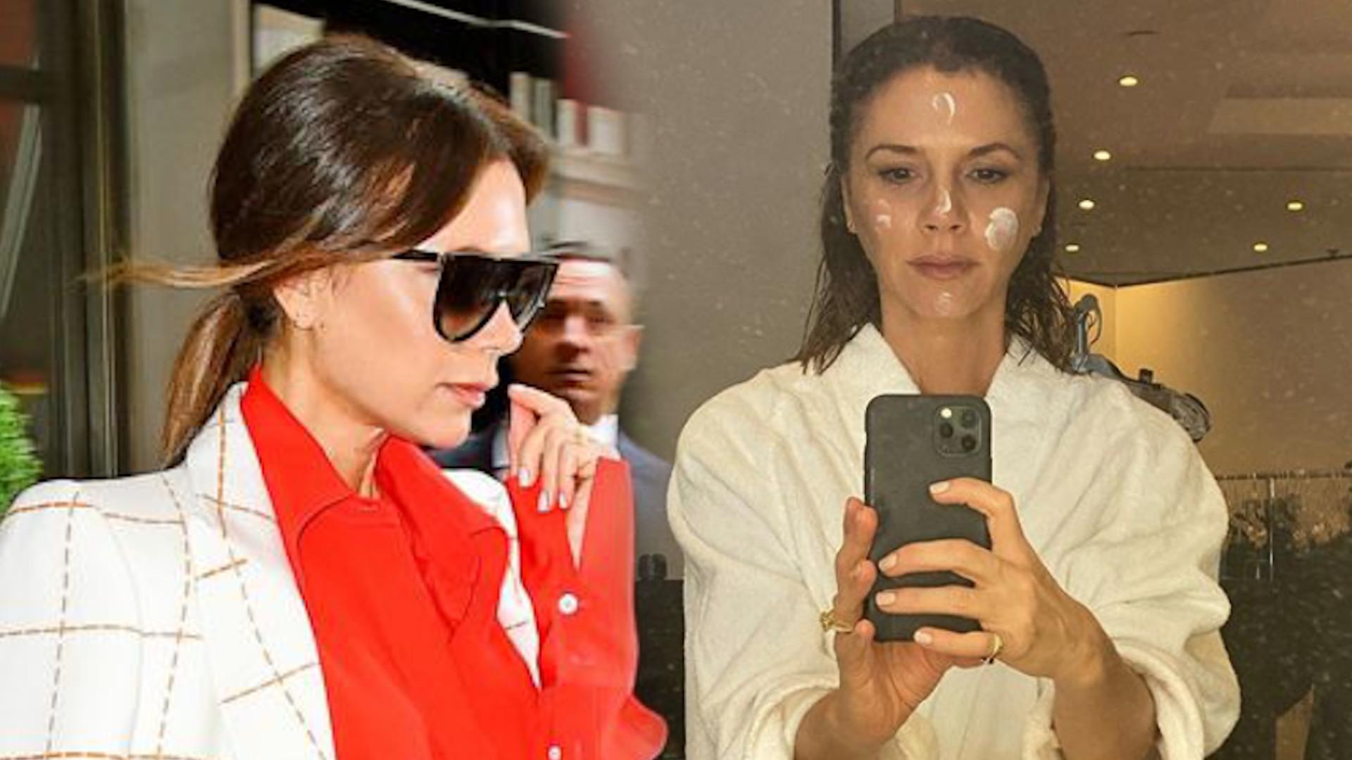 Victoria Beckham za siedzenie w domu zarobiła milion funtów
