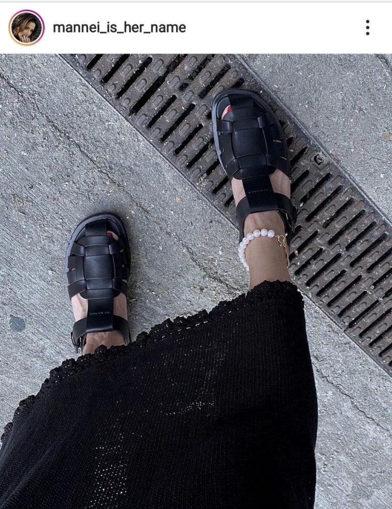 Sara Boruc skrytykowana za buty