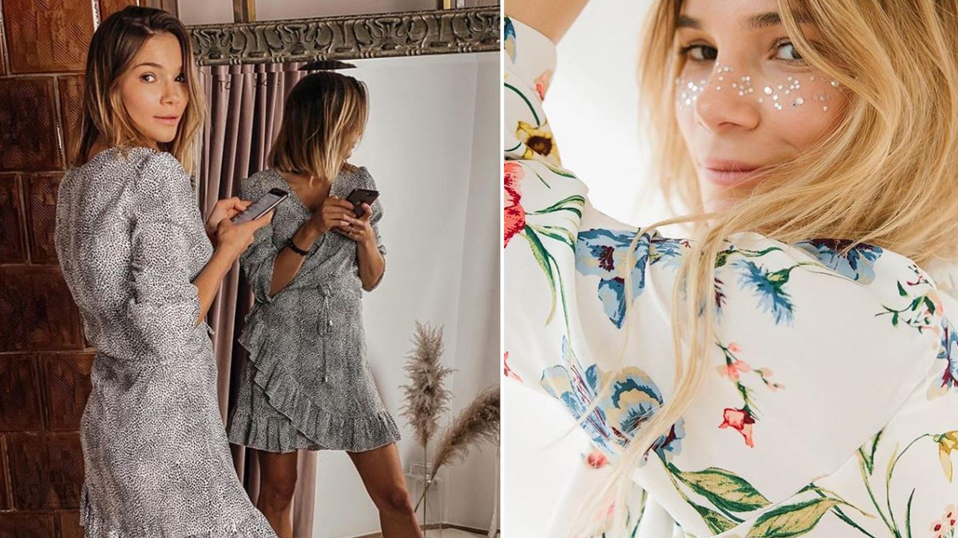 Afera z marką odzieżową Mai Bohosiewicz! Celebrytka zasugerowała, że niezadowolone klientki kupiły za mały rozmiar