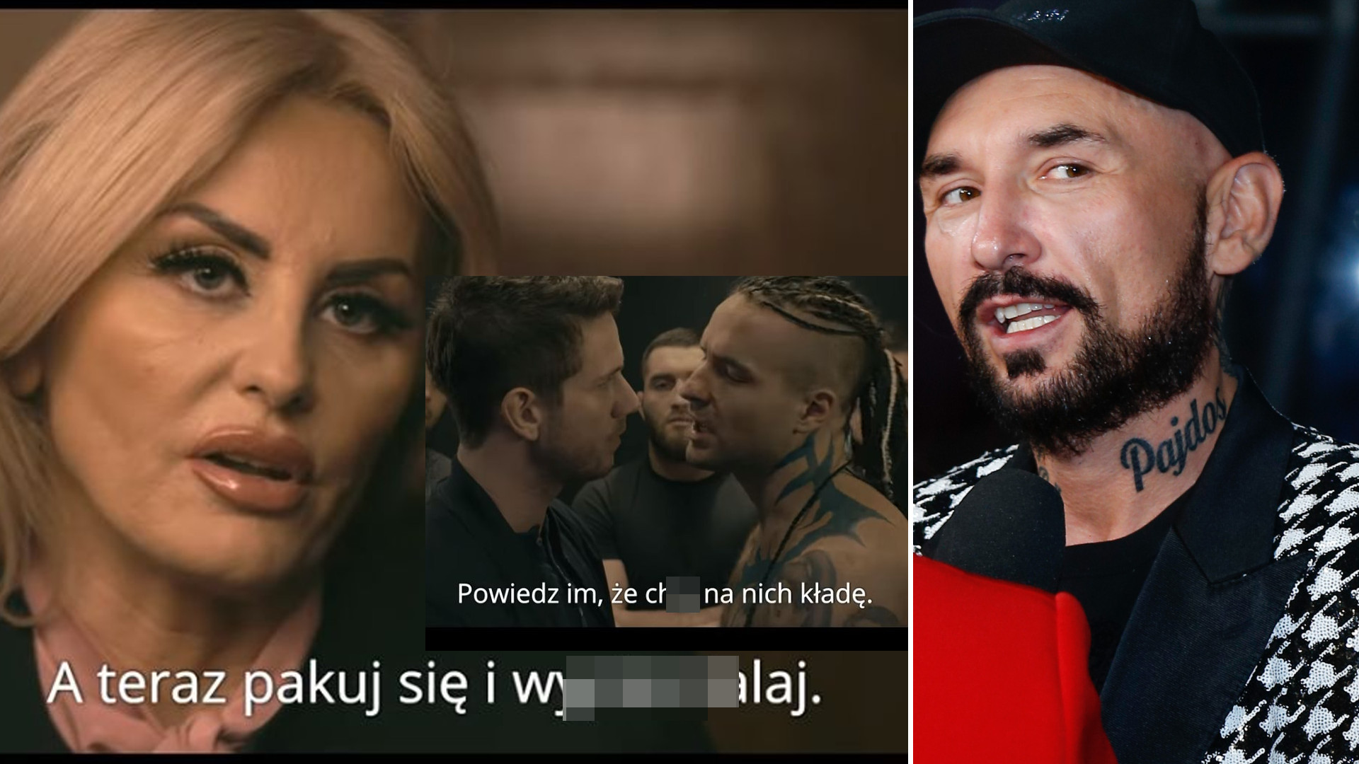Patryk Vega pokazał zwiastun nowego filmu Pętla – na ekranie Królikowski, Warnke, Stramowski, Dagmara Kaźmierska