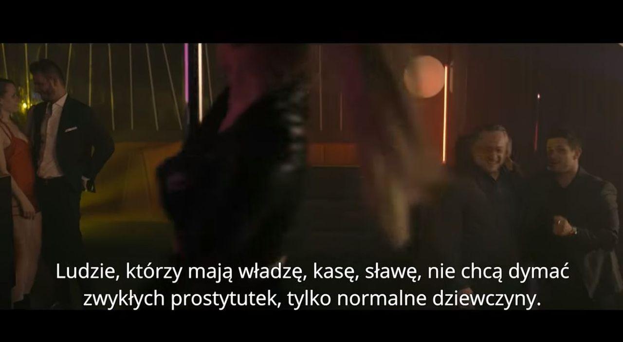 """Screen zwiastunu filmy """"Pętla"""" Patryka Vegi, źródło: YouTube"""