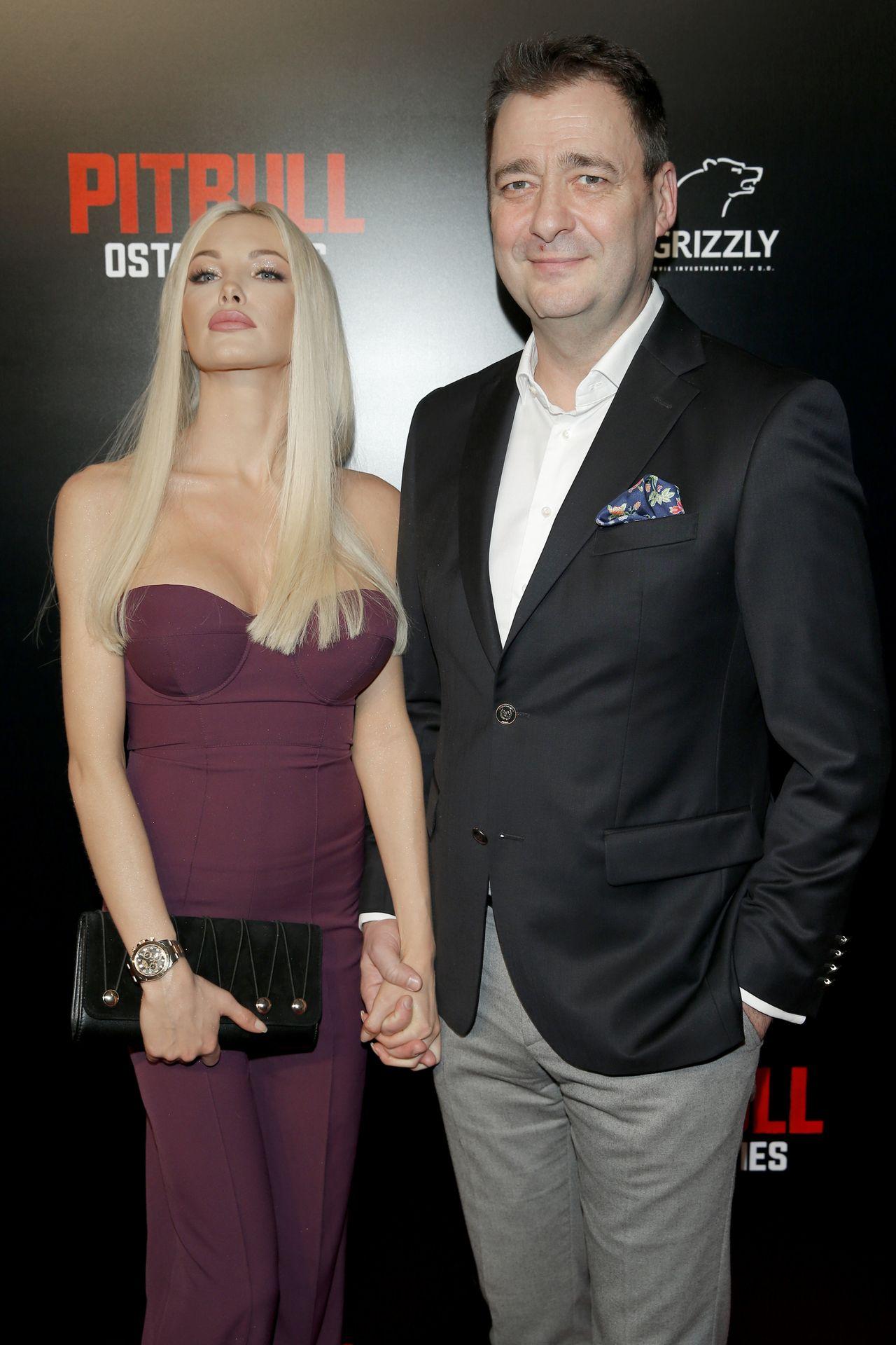 Roxi Roksana Gaska, Jacek Rozenek