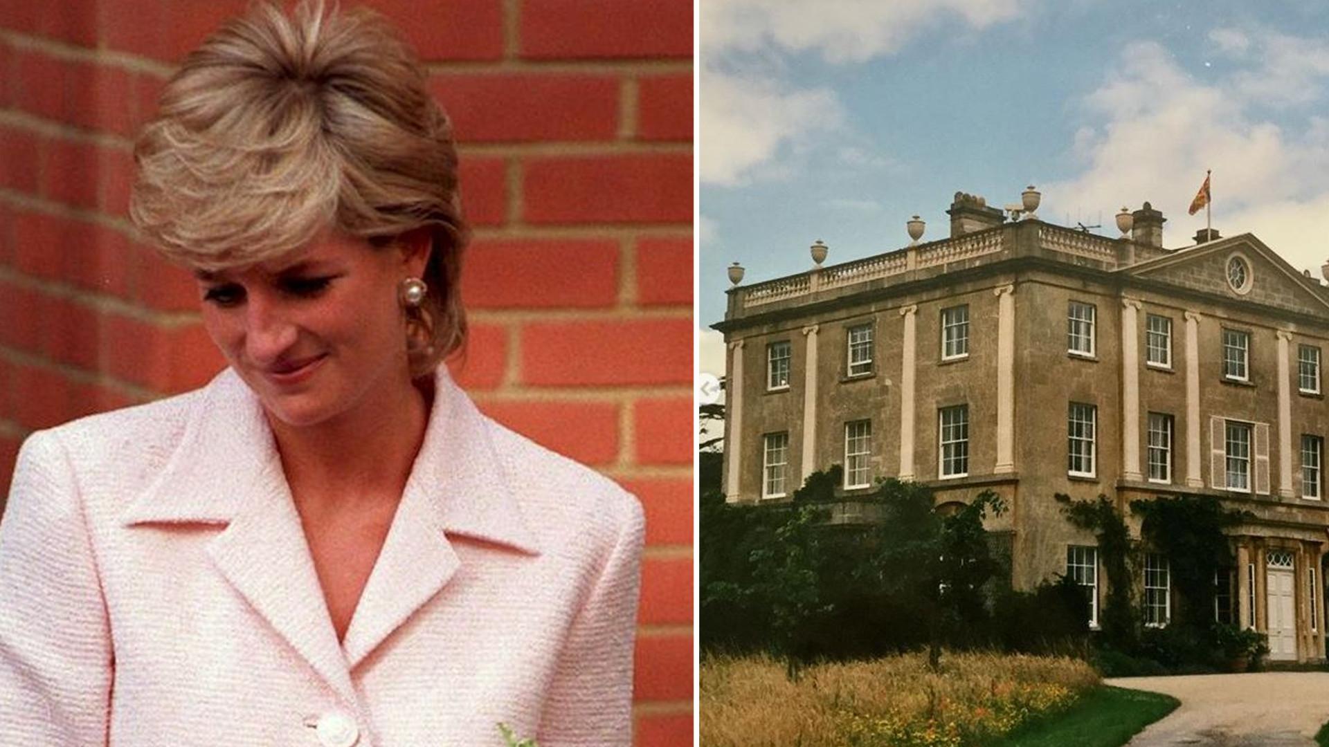 Były kamerdyner Księżnej Diany pokazał, w jakich luksusach mieszkała Lady Di – wnętrza robią wrażenie