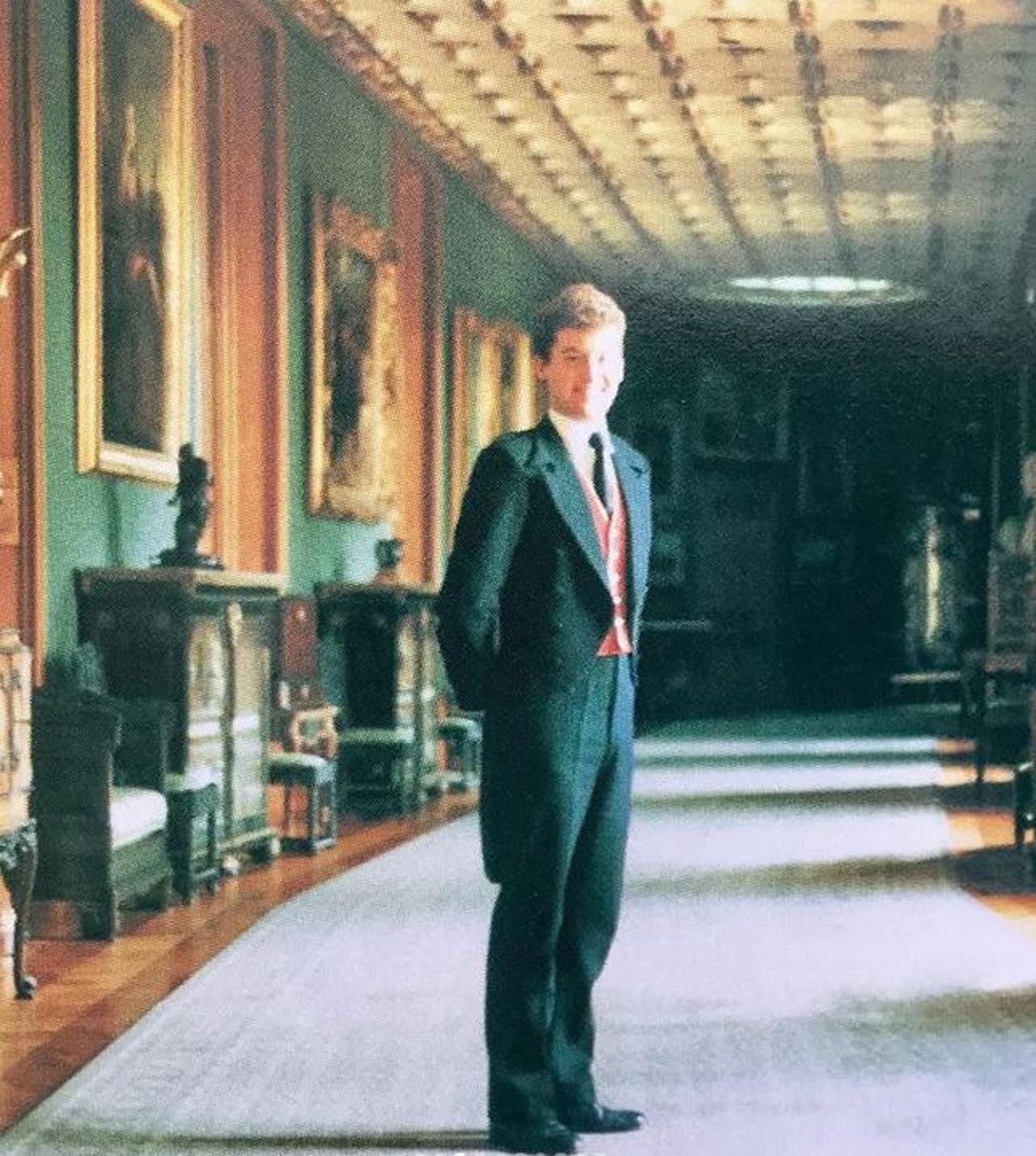 Kamerdyner Księżnej Diany pokazał archiwalne zdjęcia z czasu, gdy pracował dla rodziny królewskiej.