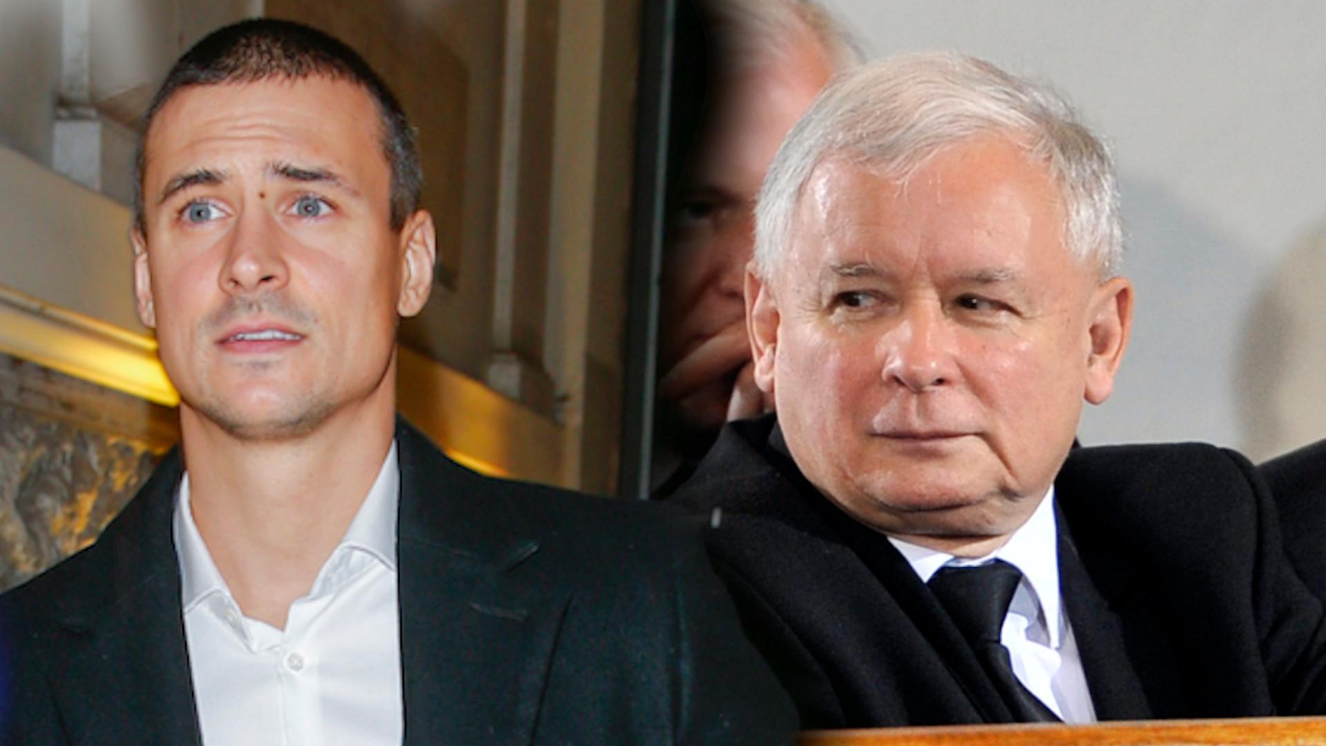"""Mateusz Damięcki do Jarosława Kaczyńskiego: """"Będzie to pana bardzo drogo kosztowało. 24 godziny. Odliczanie rozpoczęte"""""""