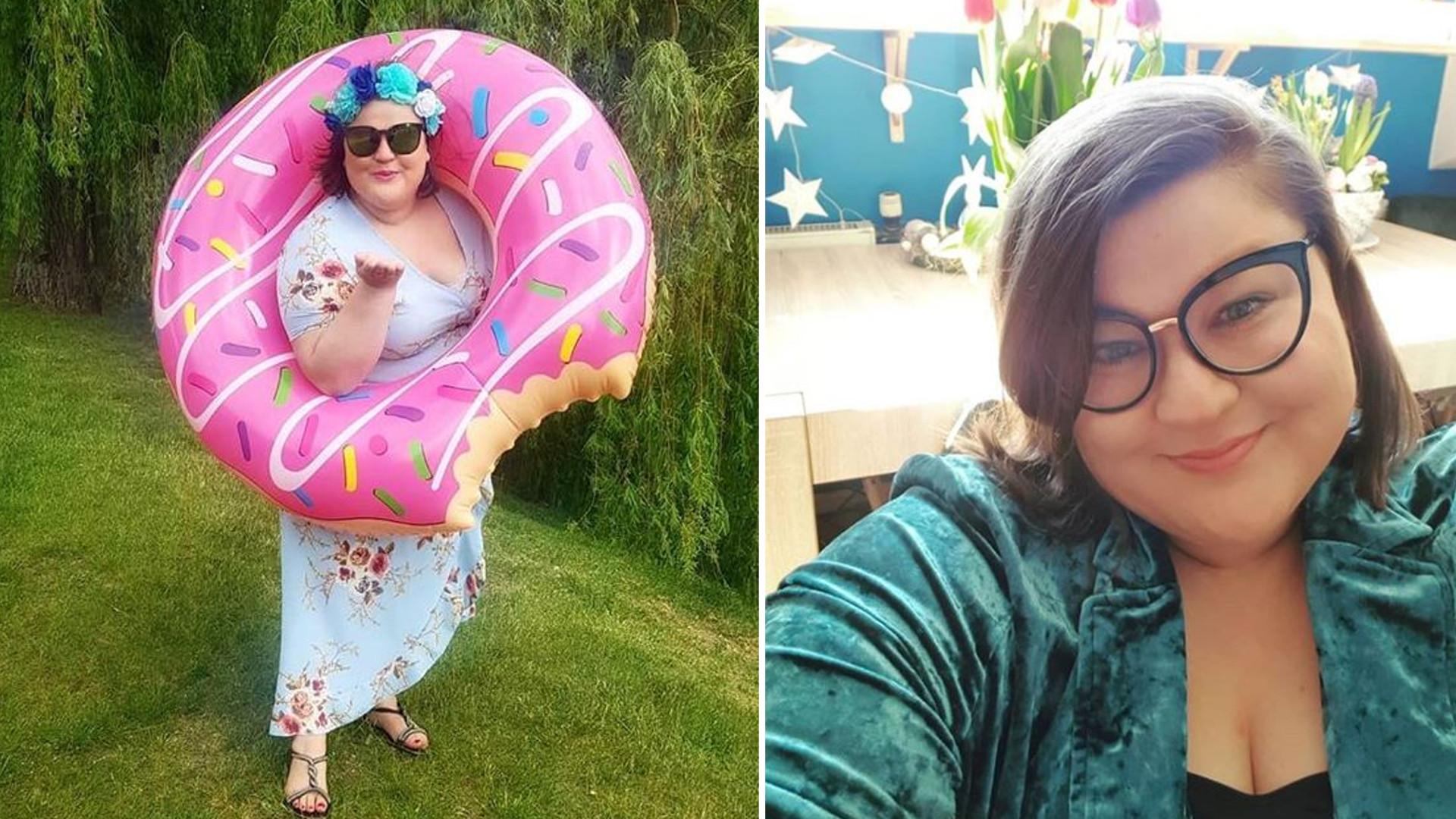 """Dominika Gwit pokazała się w stroju kąpielowym: """"Mamy rzadką przyjemność obserwować niezwykłego stwora"""""""