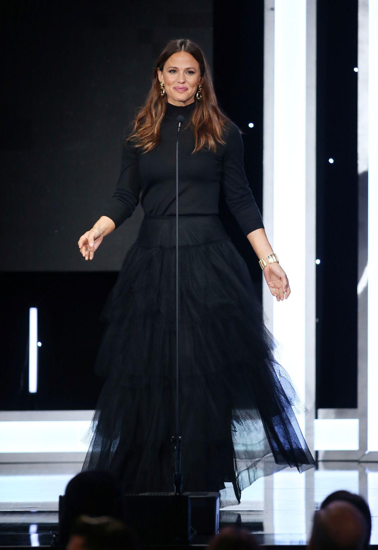 Jennifer Garner w listopadzie 2018 roku
