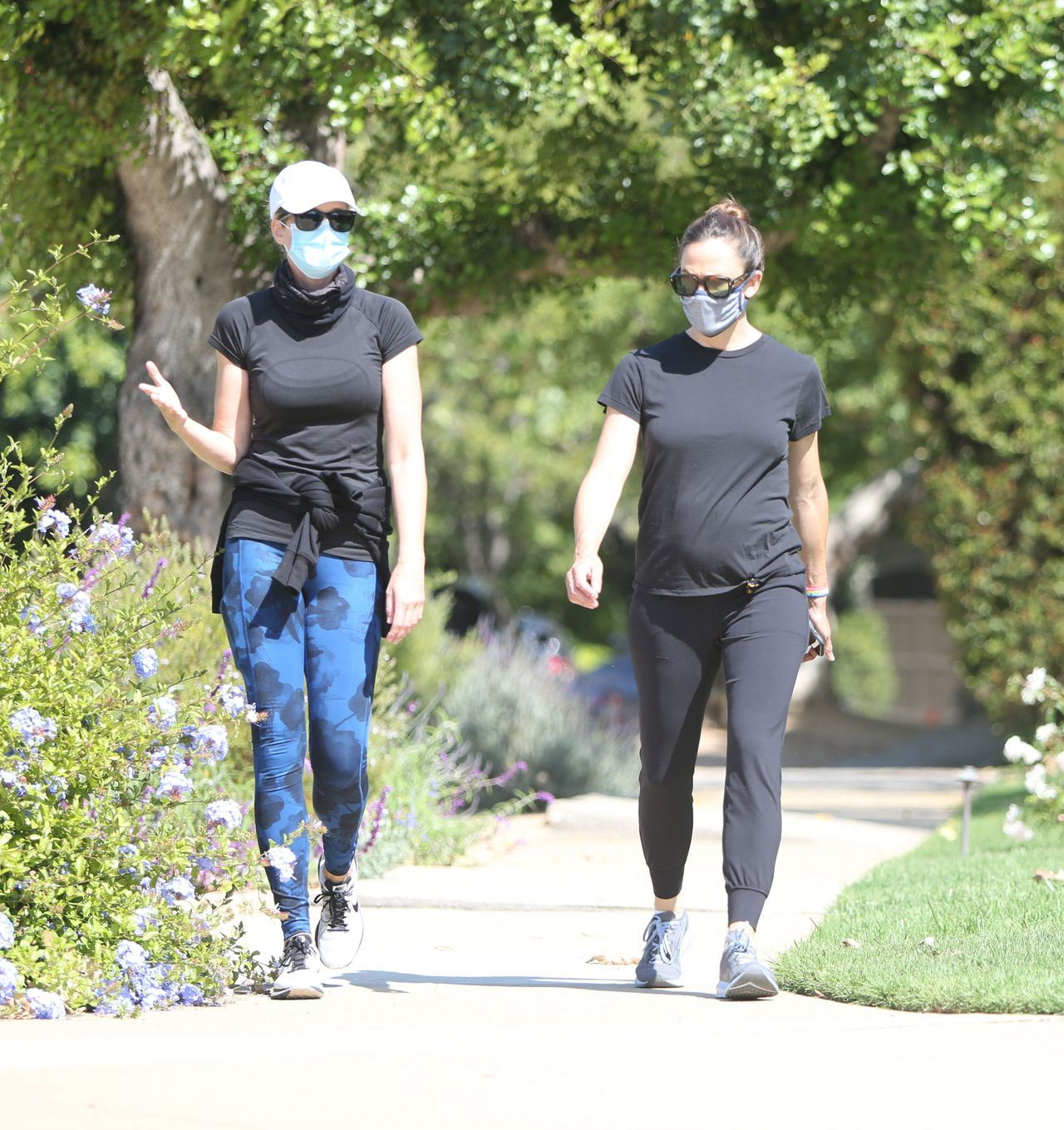 Jennifer Garner przytyła na kwarantannie