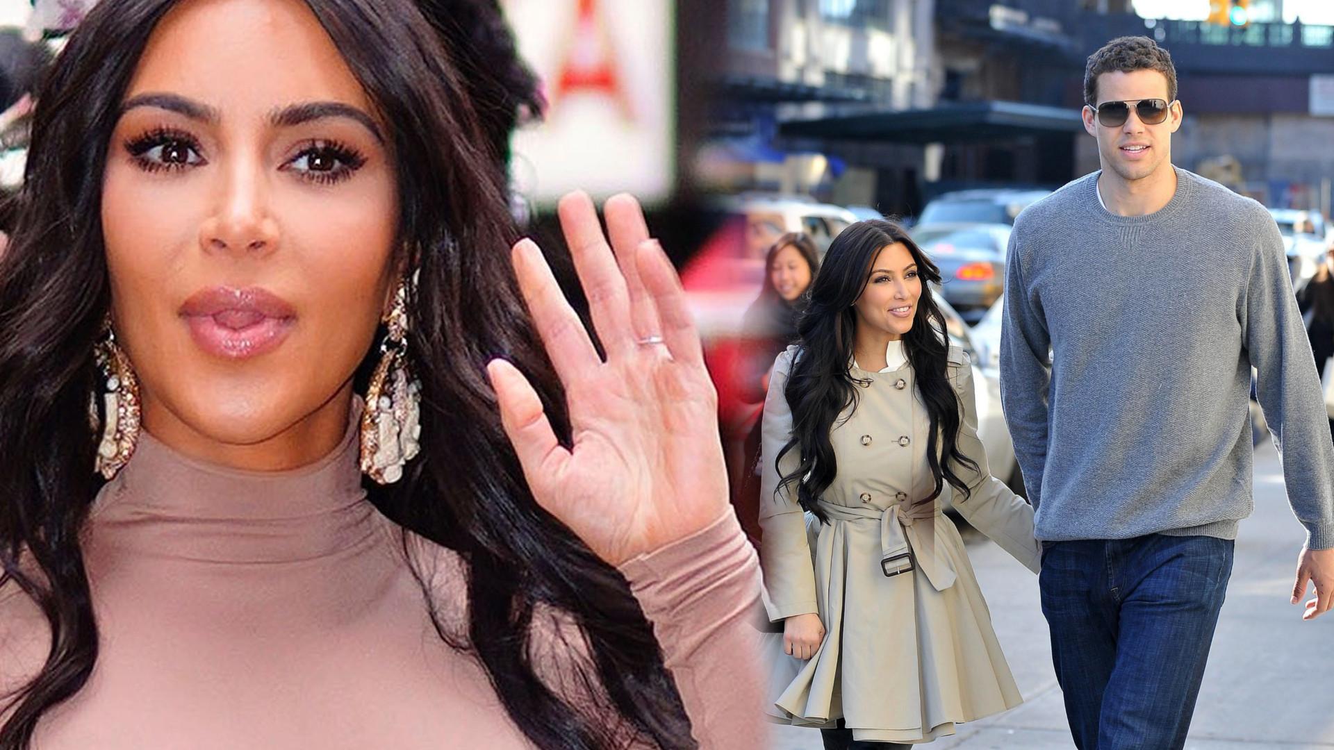 """Były mąż Kim Kardashian w ostrych słowach o ich krótkim małżeństwie: """"Brutalne i zawstydzające"""""""