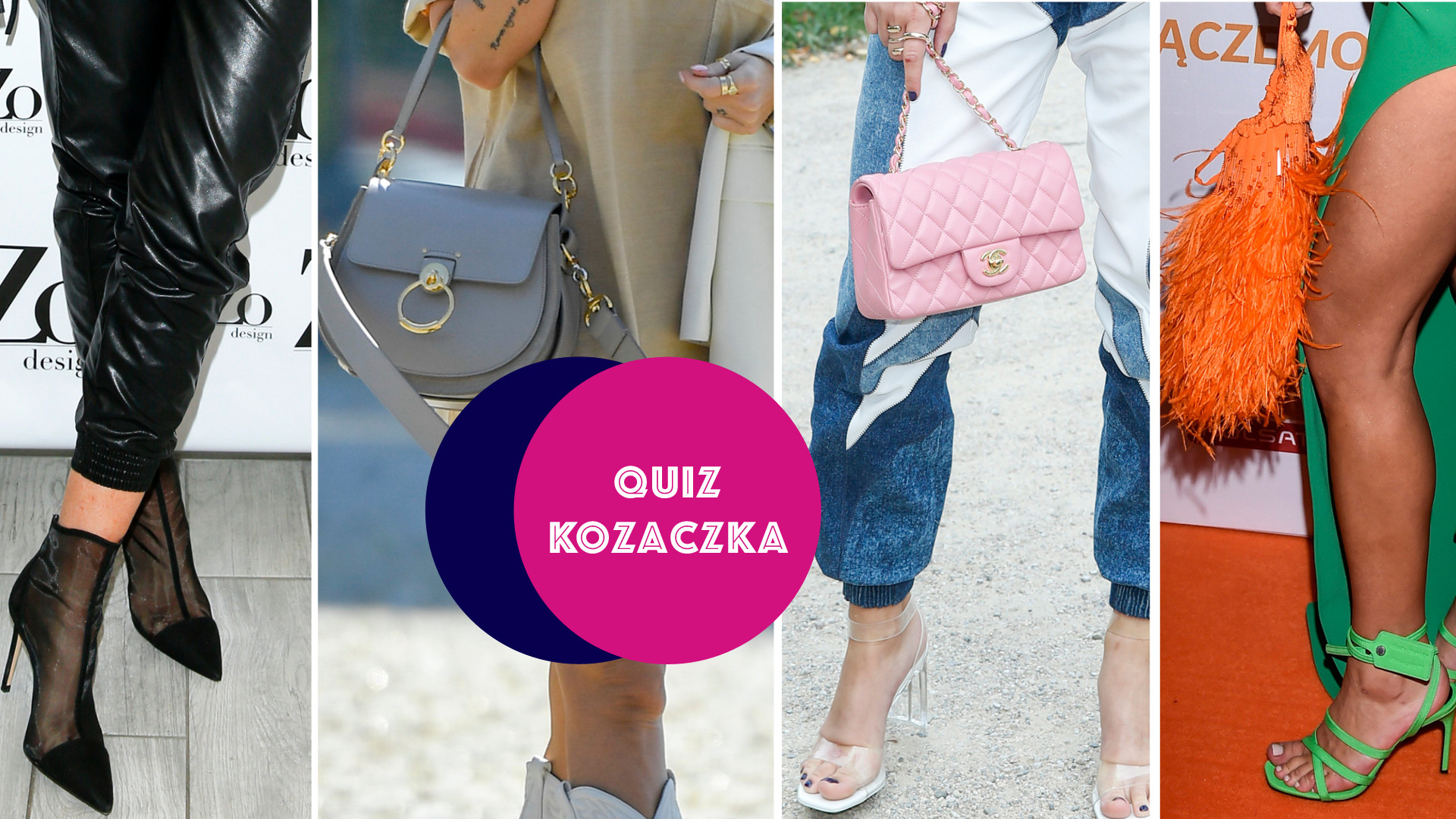 Poznasz polską gwiazdę po jej ubraniu i dodatkach? (QUIZ)