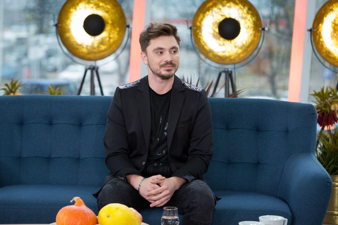 Daniel Martyniuk w programie śniadaniowym