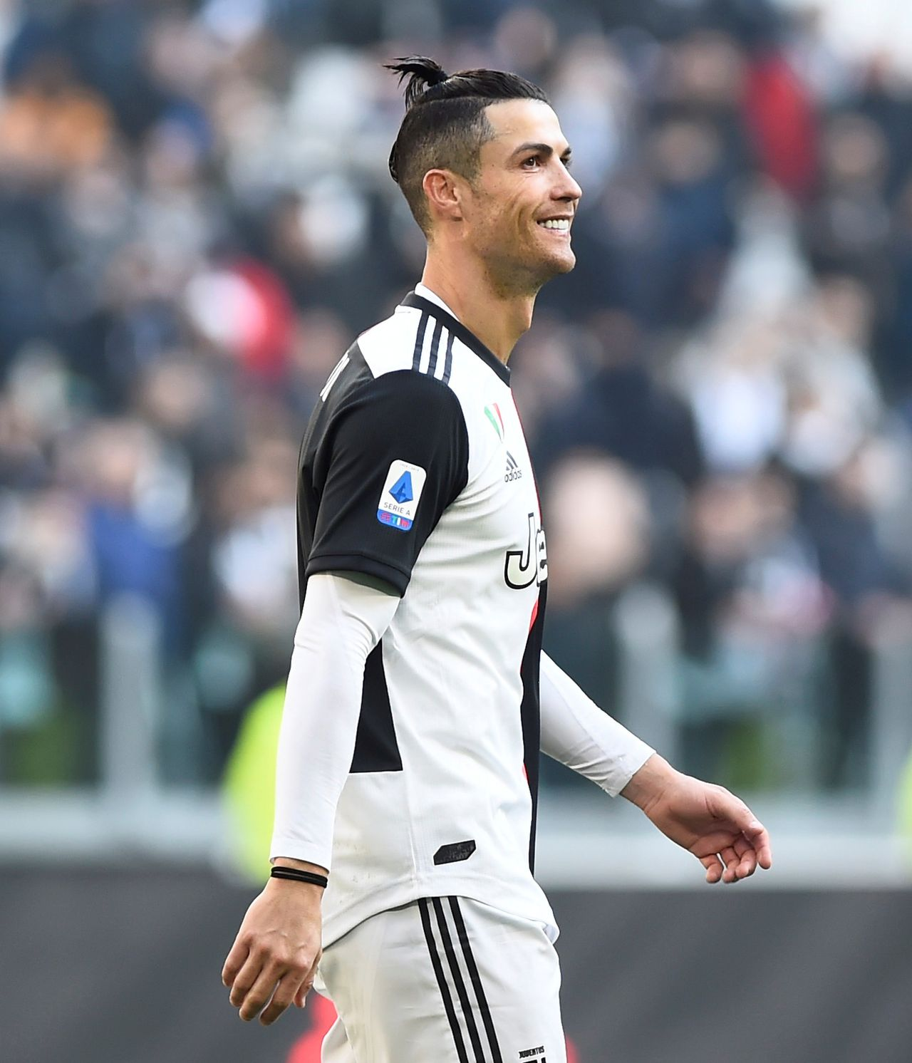 Cristiano Ronaldo na boisku