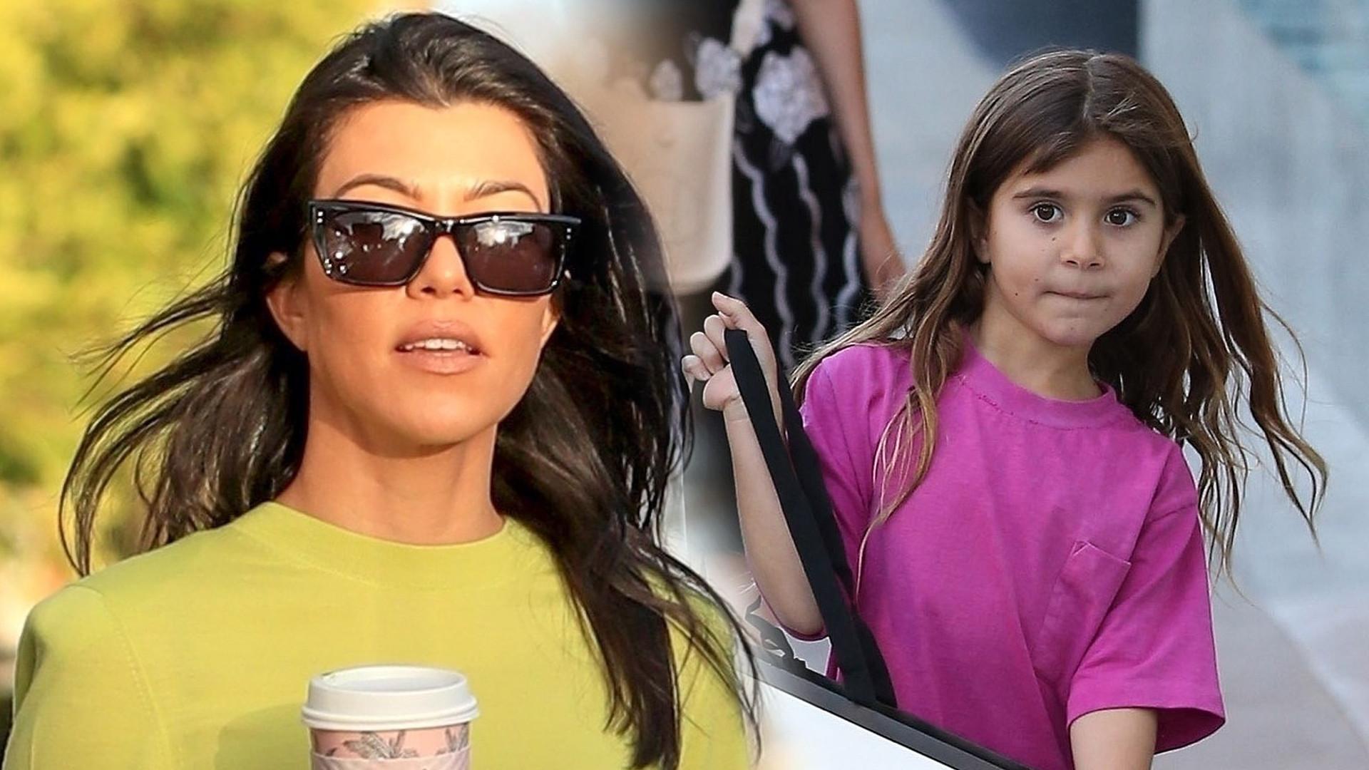Fani na widok butów córki Kourtney Kardashian: Jak ona w tym CHODZI?