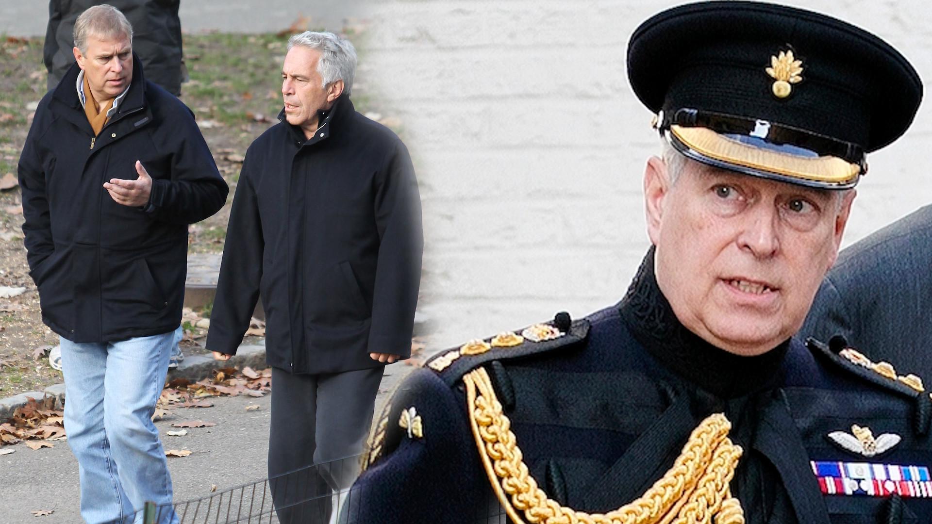 Książę Andrzej został poproszony o spotkanie z amerykańską prokuraturą. Chodzi o sprawę Jeffrey'a Epsteina