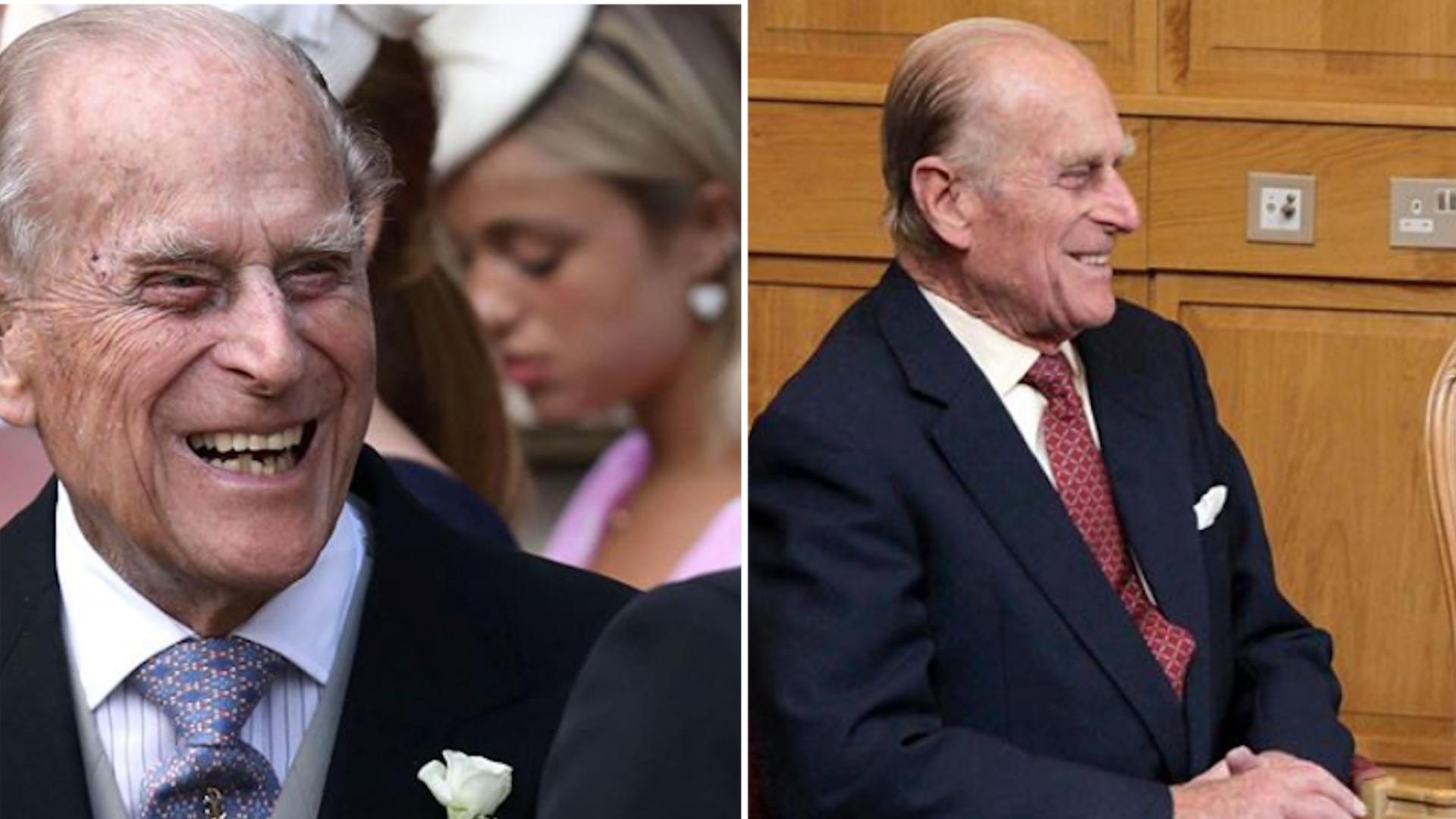 Książę Filip skończył 99 lat. Pałac Buckingham publikował rzadki portret pary królewskiej