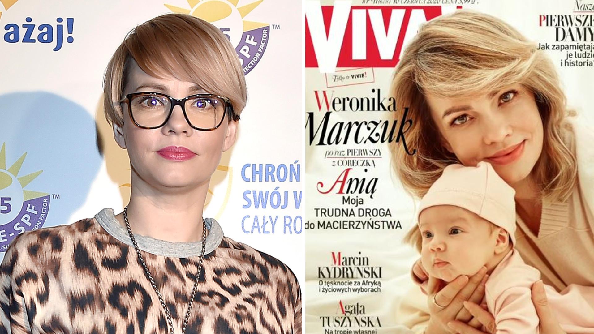 Weronika Marczuk opowiedziała o poronieniu bliźniąt w zaawansowanej ciąży