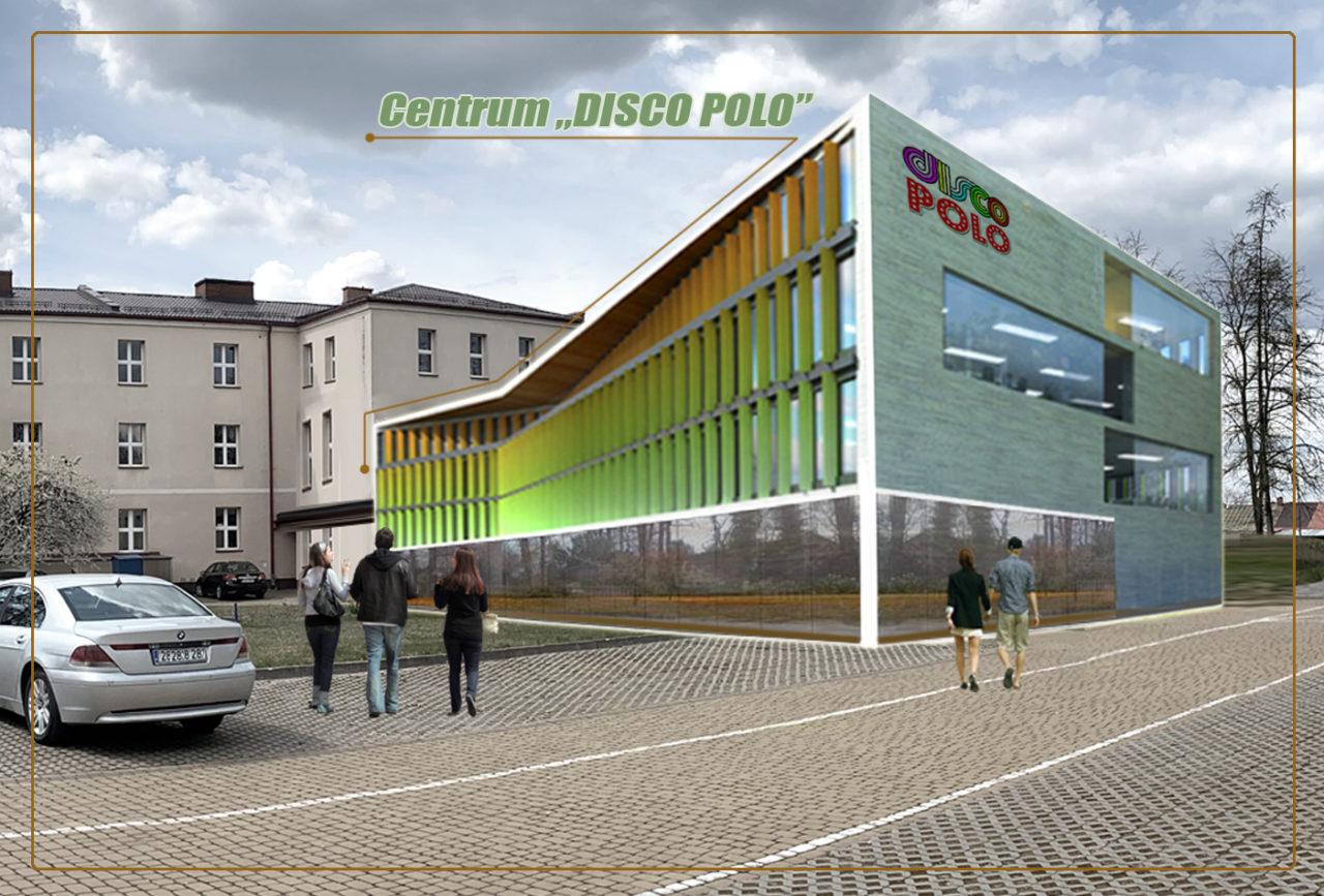 Centrum Disco Polo. Fot. michalowo.eu