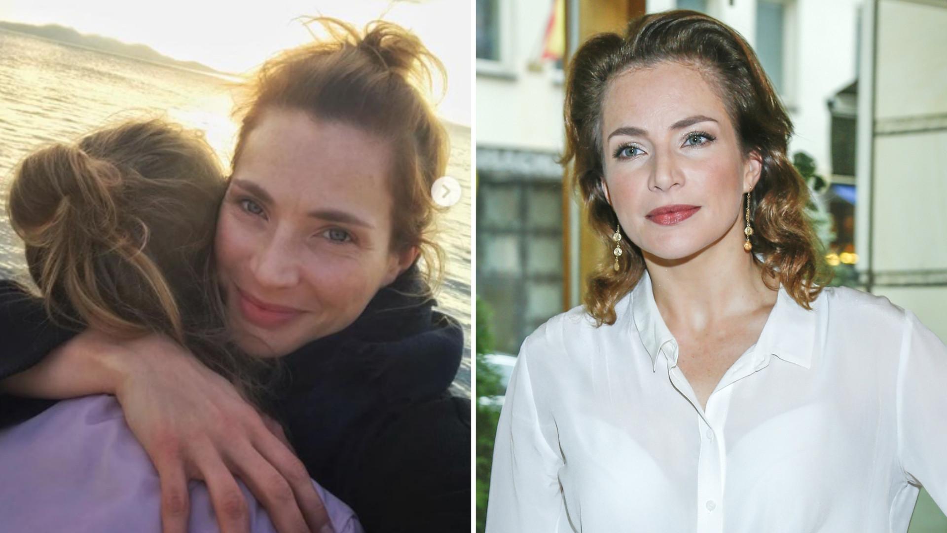 """Anna Dereszowska o chorobie 12-letniej córki. """"Złapałyśmy jej chorobę we wczesnym stadium"""""""