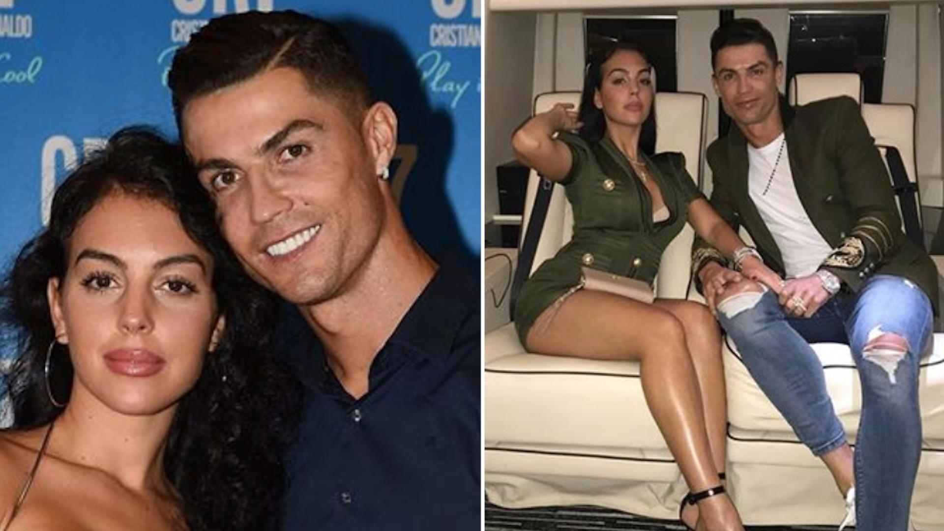 Georgina Rodriguez zdradziła, czego się WSTYDZIŁA na początku związku z Cristiano Ronaldo