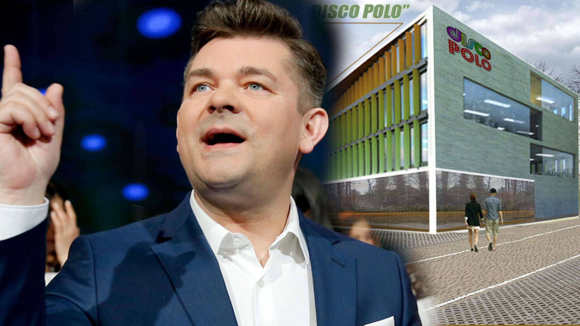 Powstanie Muzeum Disco-Polo. Pierwsza taka inwestycja w Polsce
