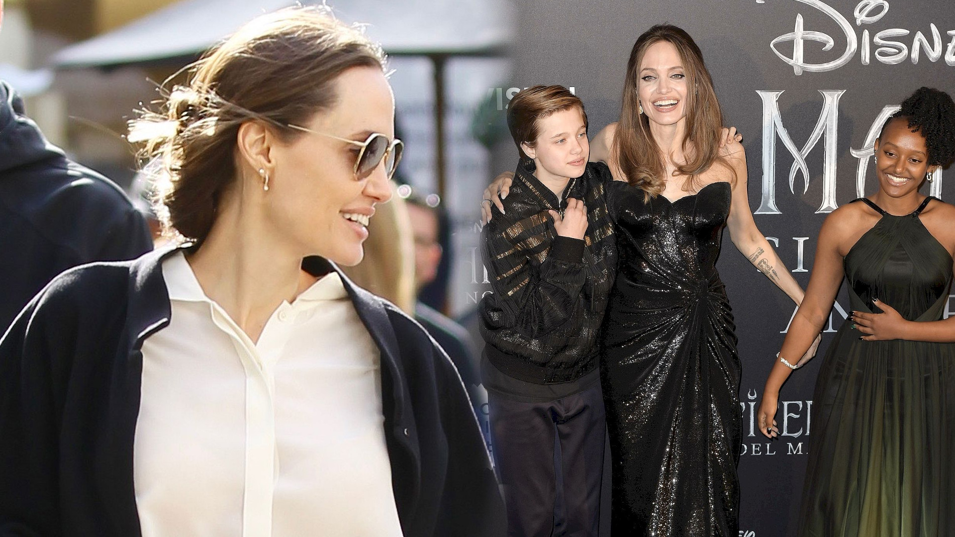 Angelina Jolie w pięknej sesji dla Harper's Bazaar zrobionej przez 11-letniego syna