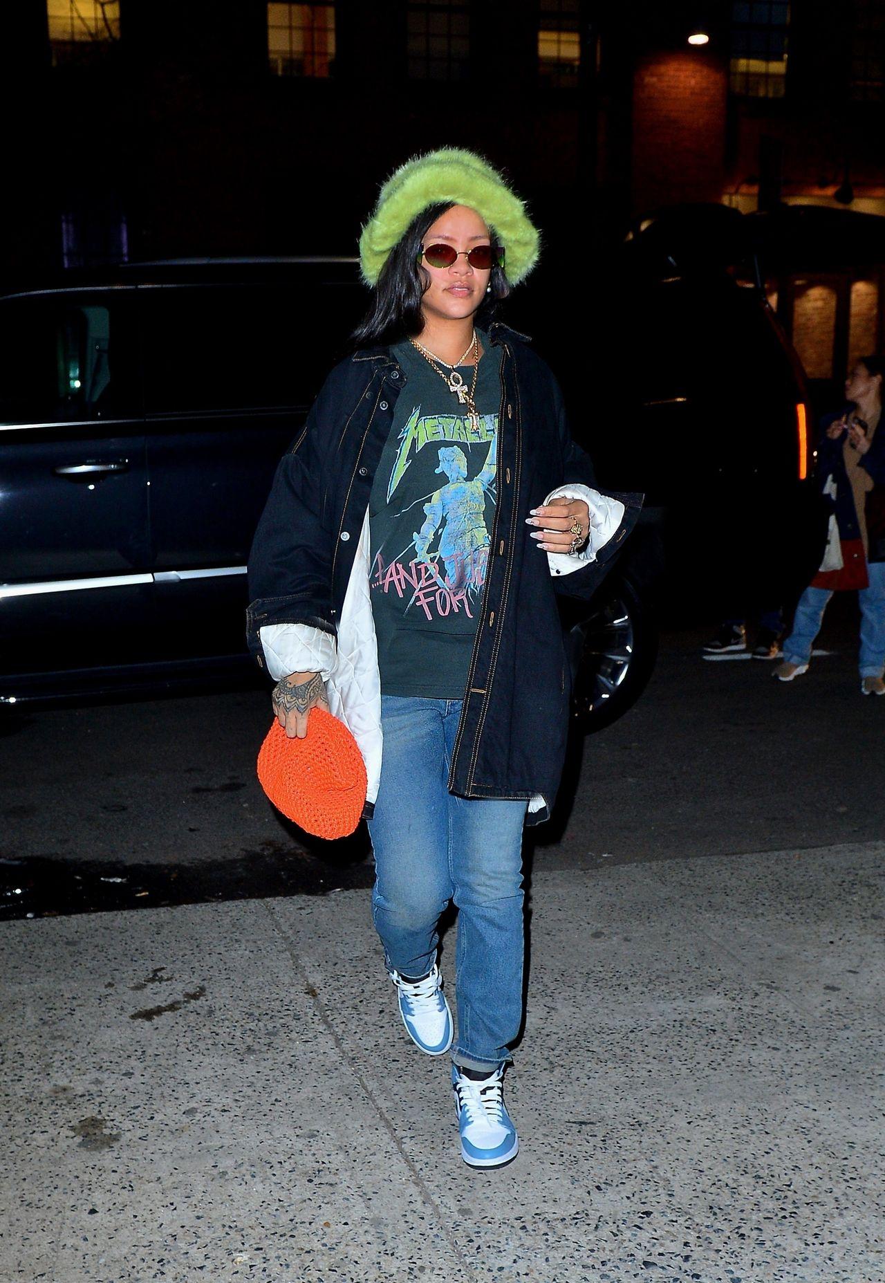 Rihanna na codzień, fot. FORUM