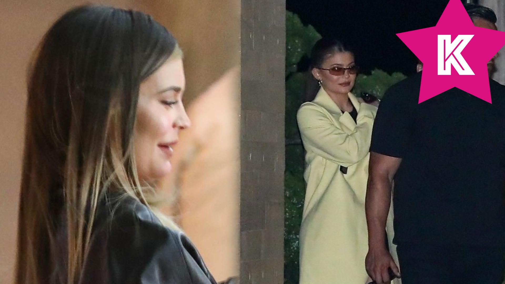 Kylie Jenner randkuje teraz na potęgę. Przyłapano ją z nowym mężczyzną na kolacji