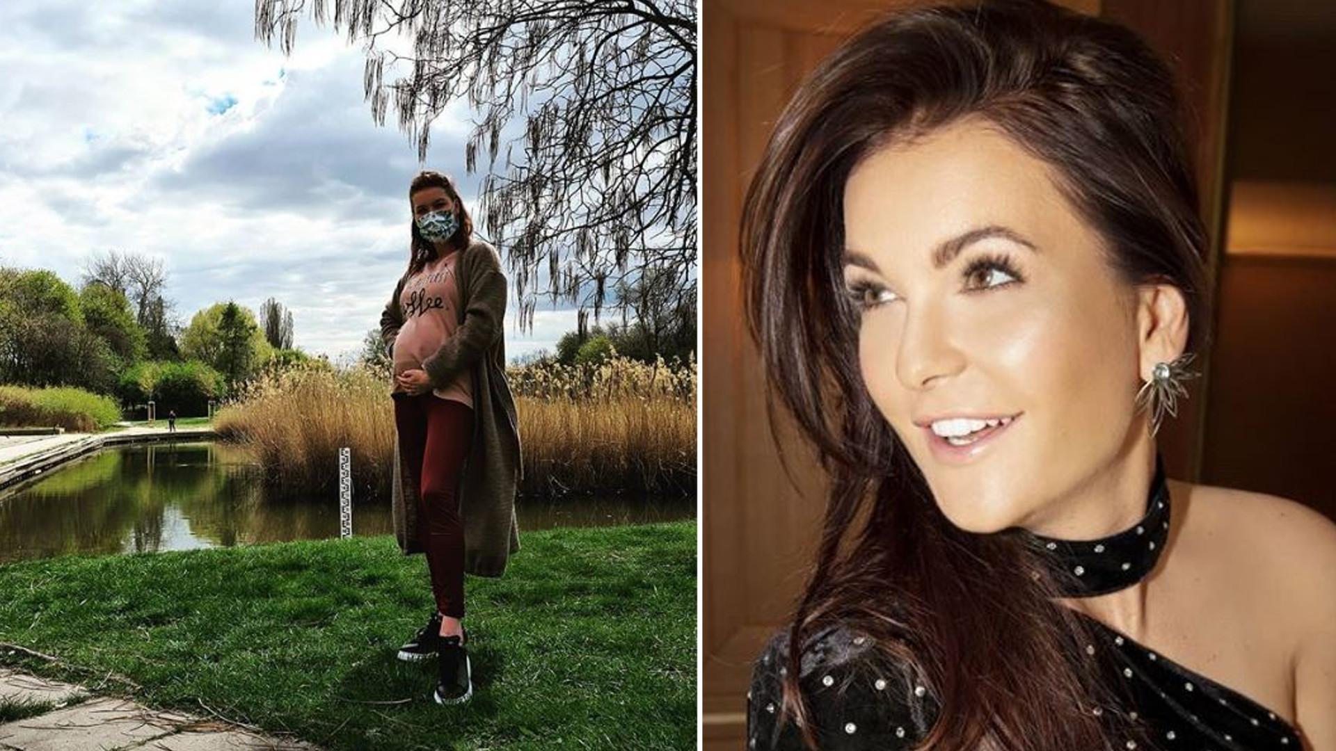 Agnieszka Radwańska niebawem urodzi – pokazała zdjęcie ciążowego brzucha i widać, że promienieje
